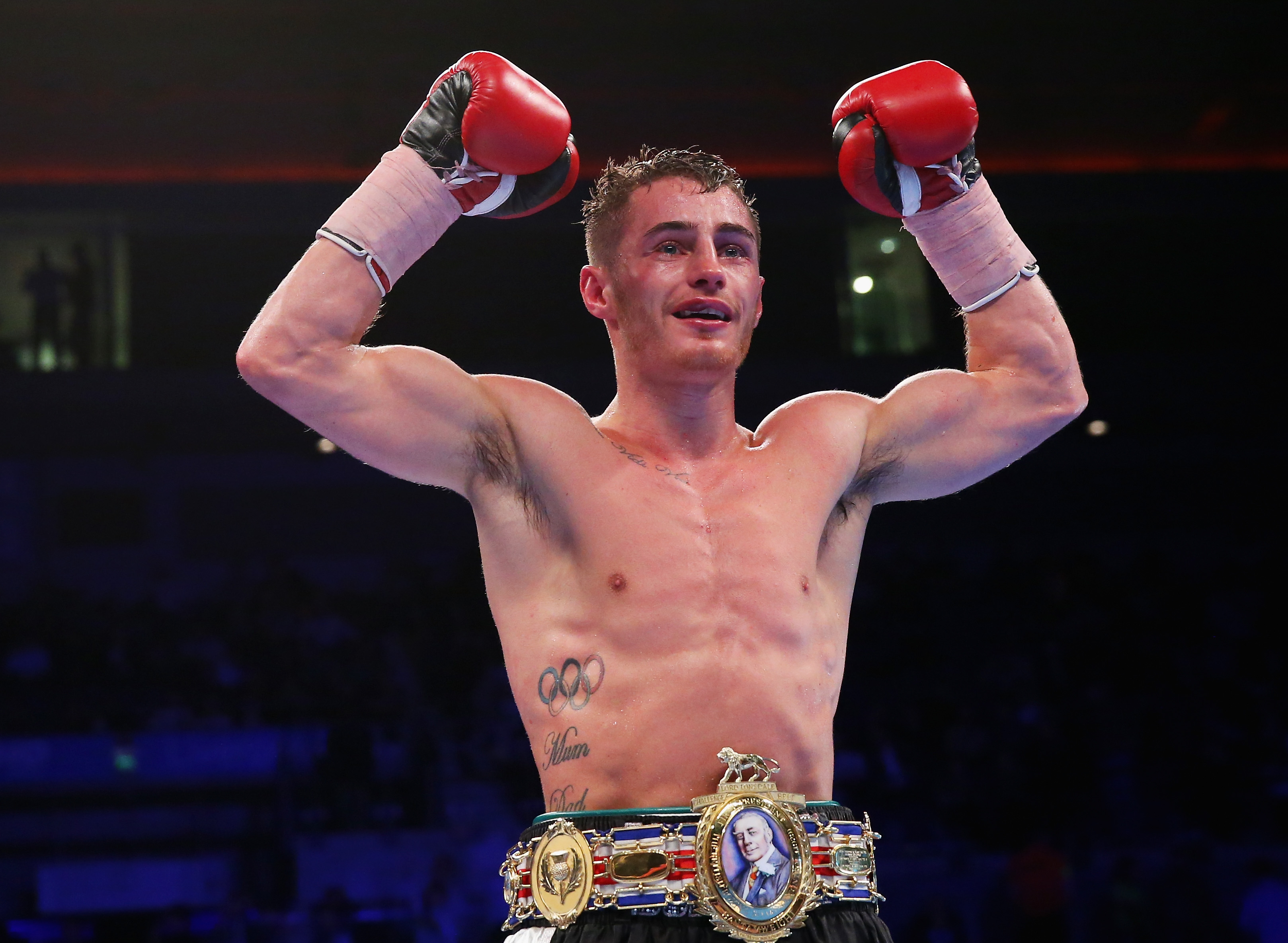 Bo boxer wladimir klitschko wikipedia the - Burnett Downs Haskins To Win Ibf Title