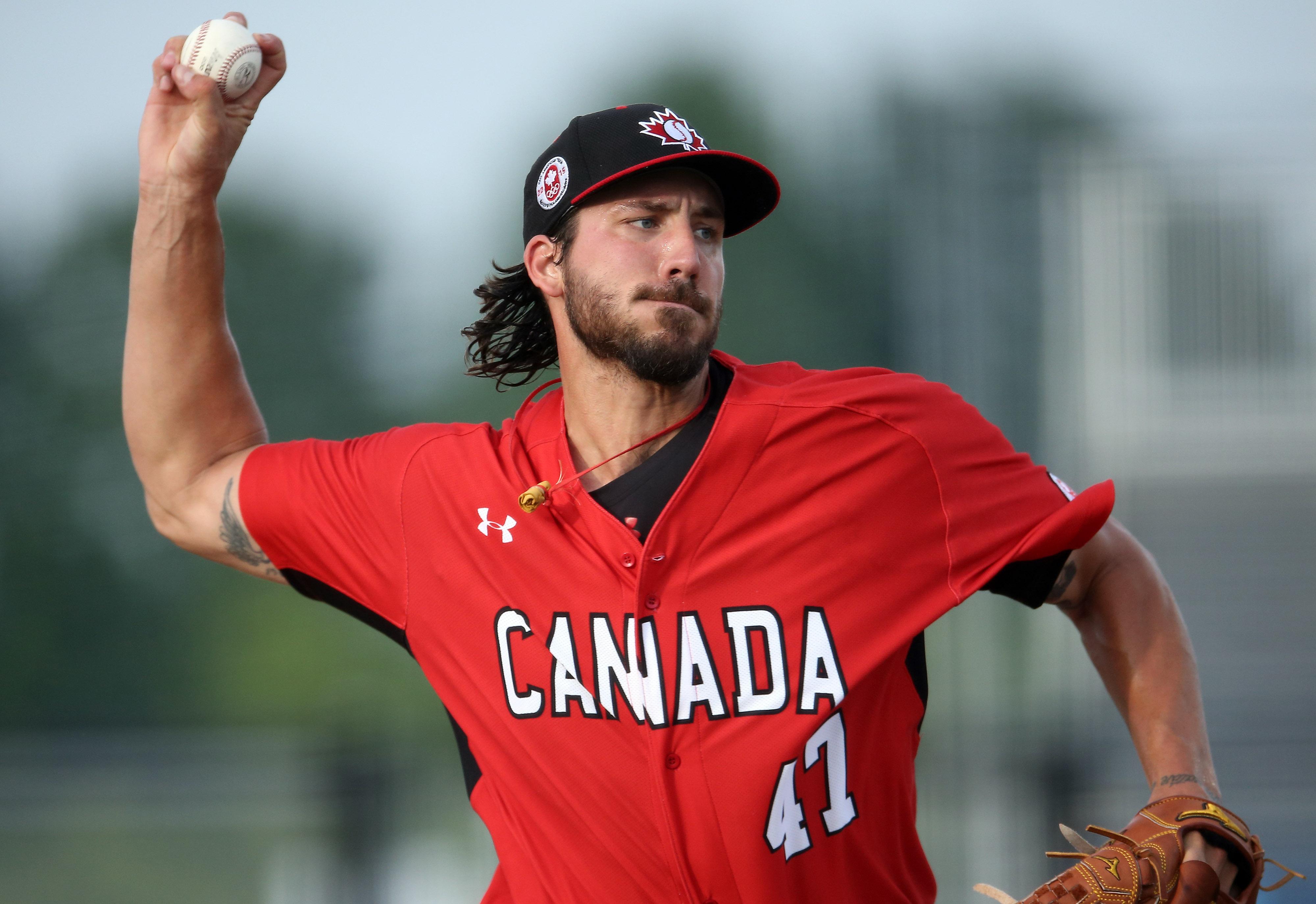 Pan Am Games: Baseball-Puerto Rico vs Canada