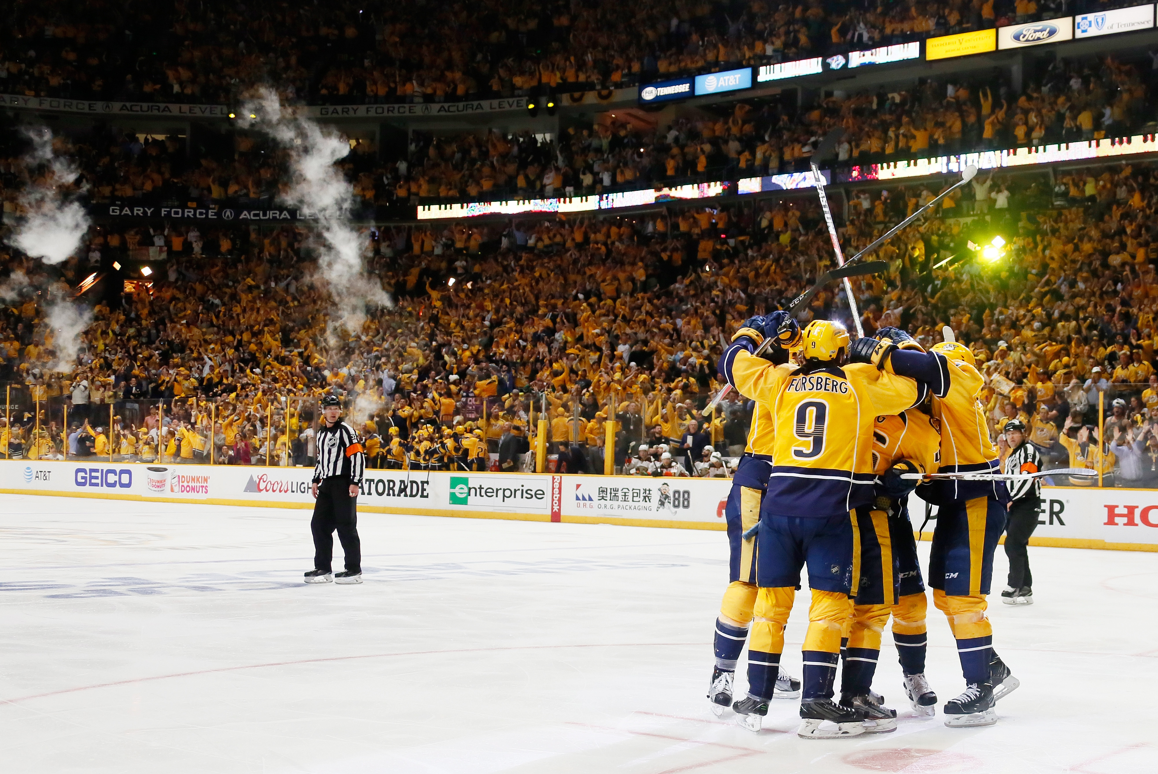 2017 Stanley Cup Playoffs - On the Forecheck on gary force arena, gary force honda, gary force toyota,
