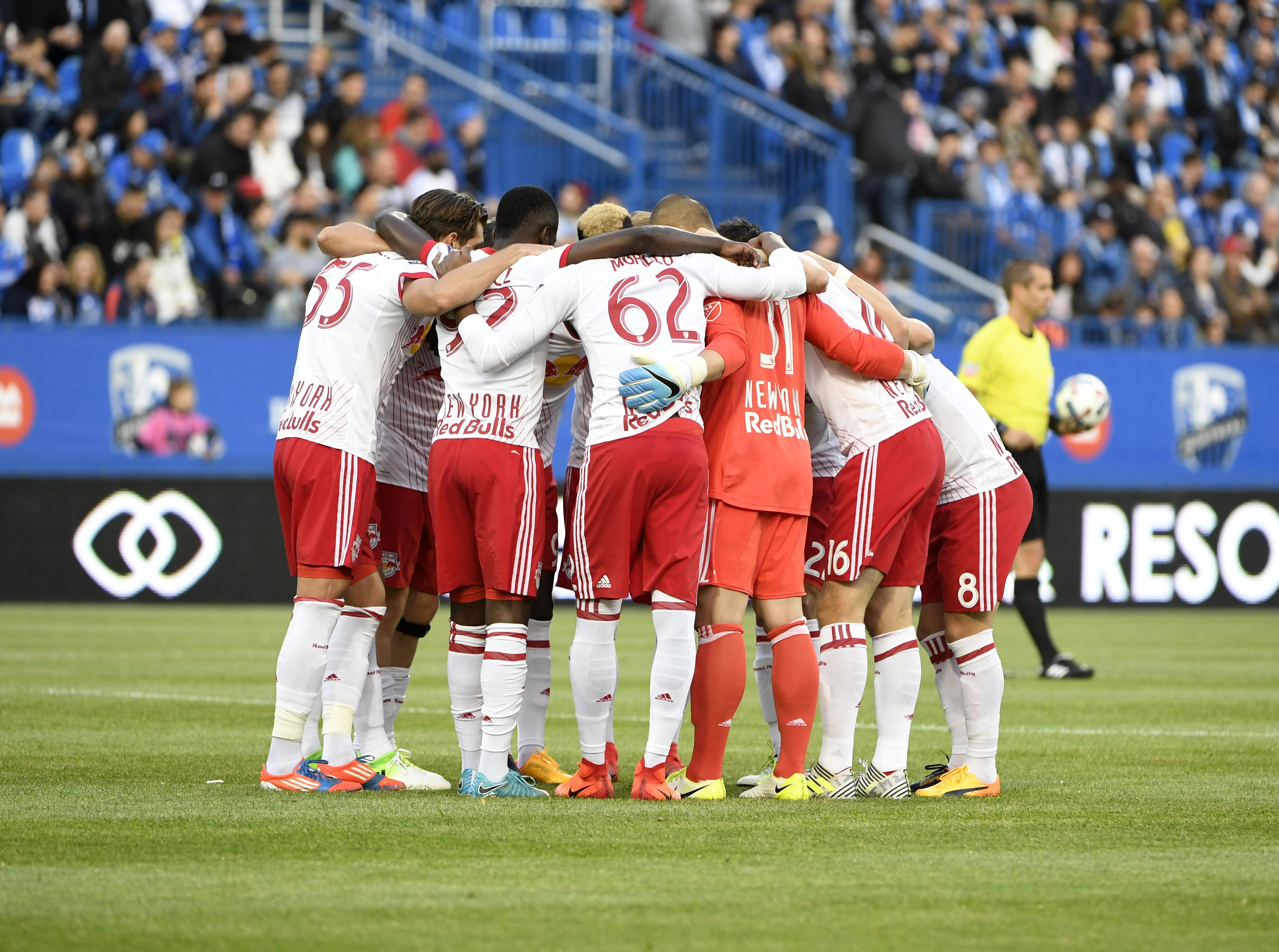 MLS: New York Red Bulls at Montreal Impact