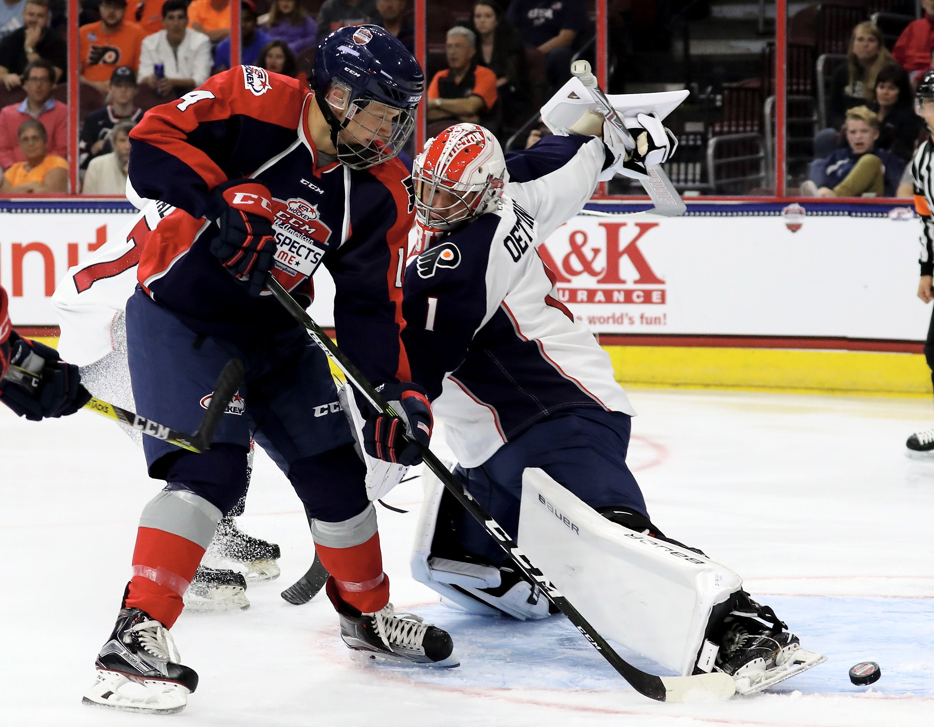 2017 NHL Draft Profile  The dynamic dominance of Casey Mittelstadt 70d42a8f1