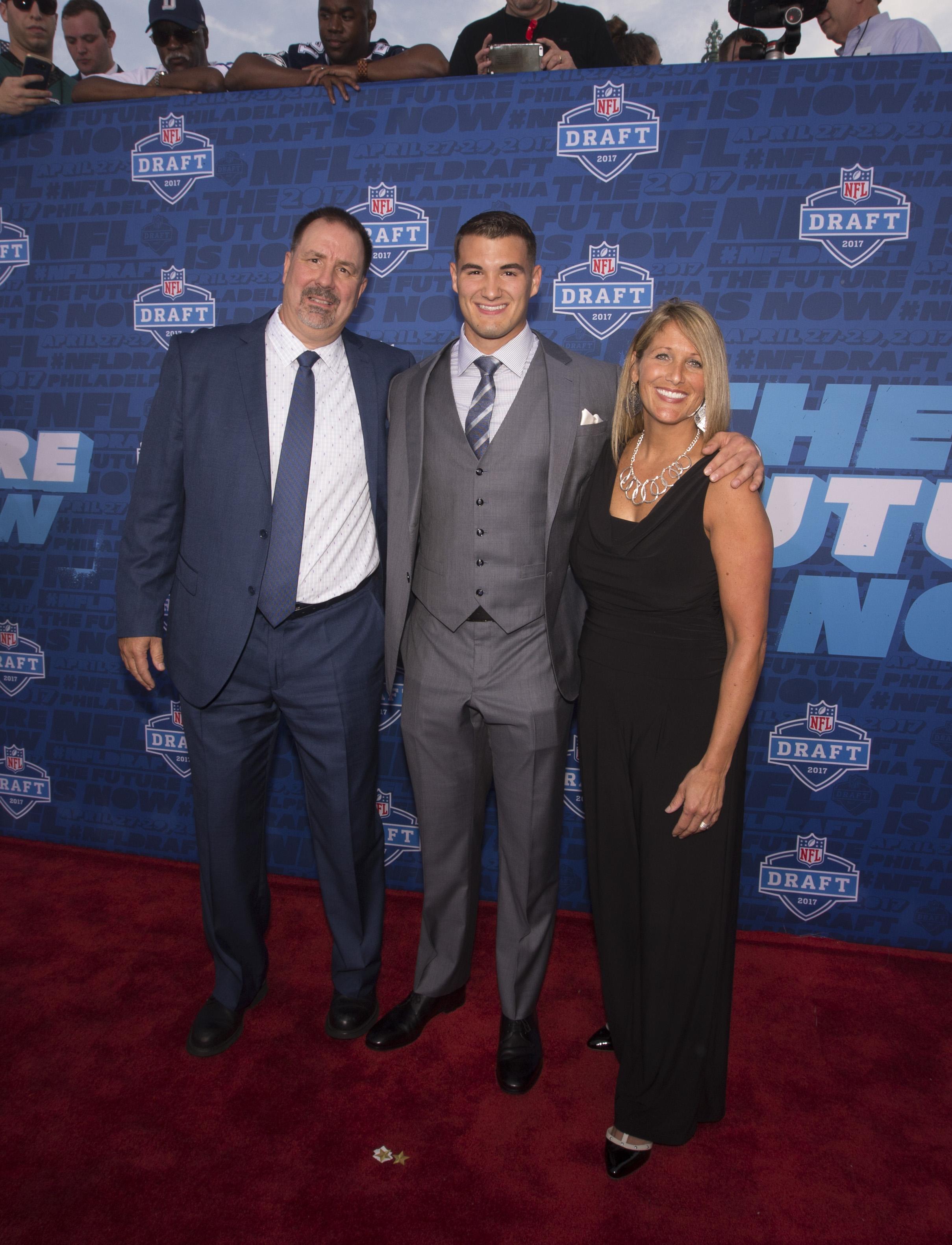 NFL Draft - Red Carpet