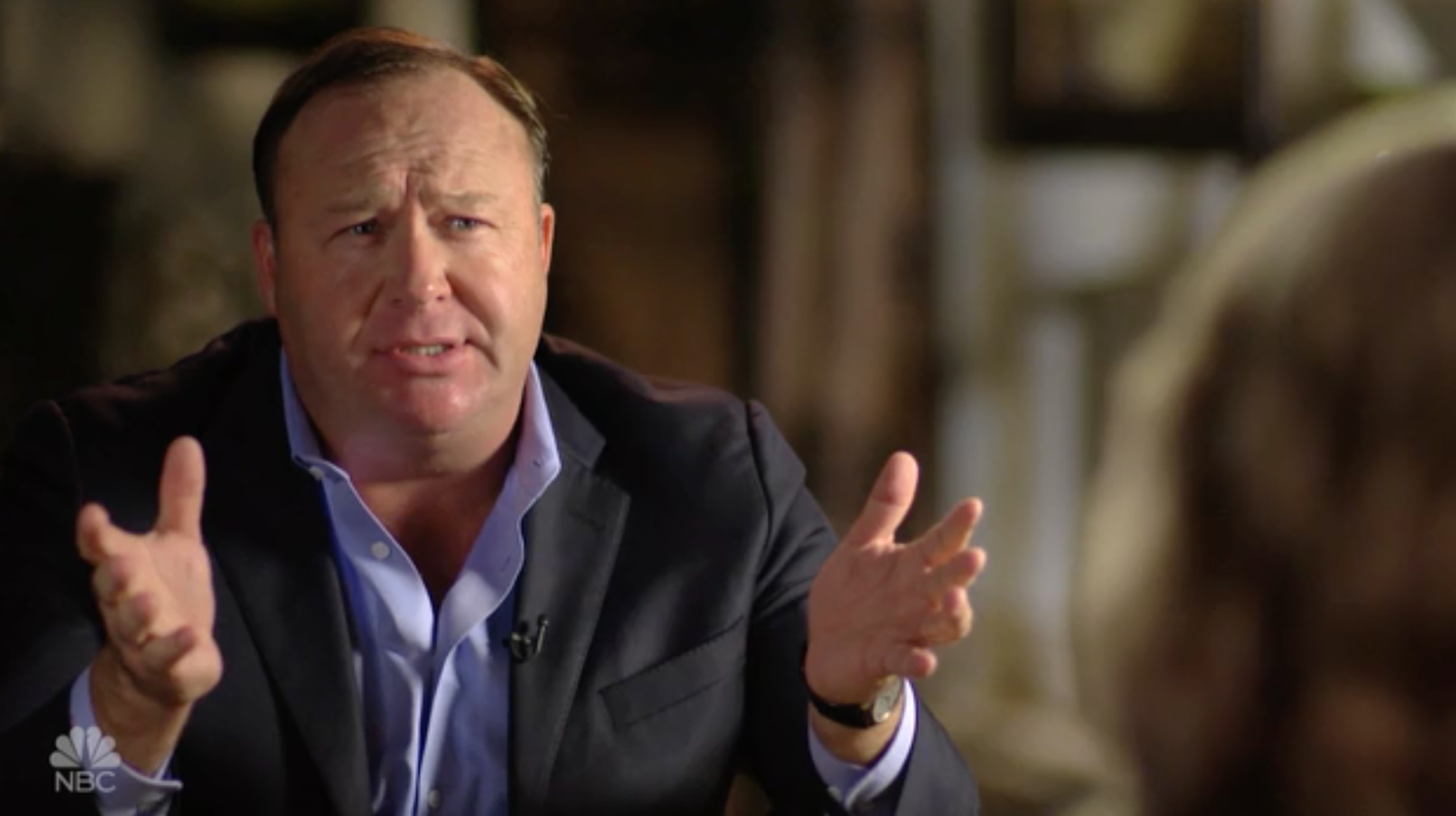NBC's Megyn Kelly's interview with Alex Jones is shaping up to be a disaster