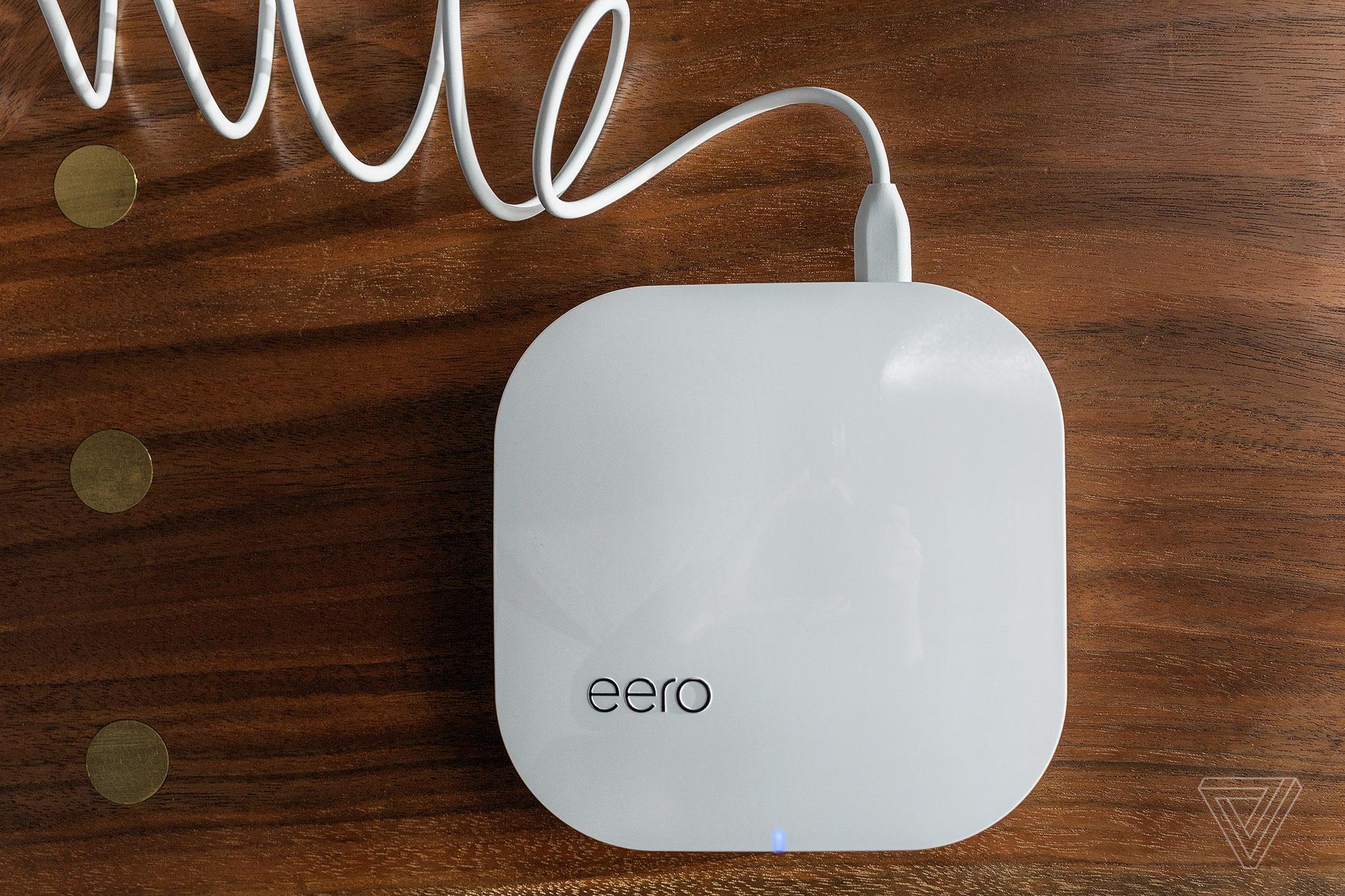The gen 2 Eero base station
