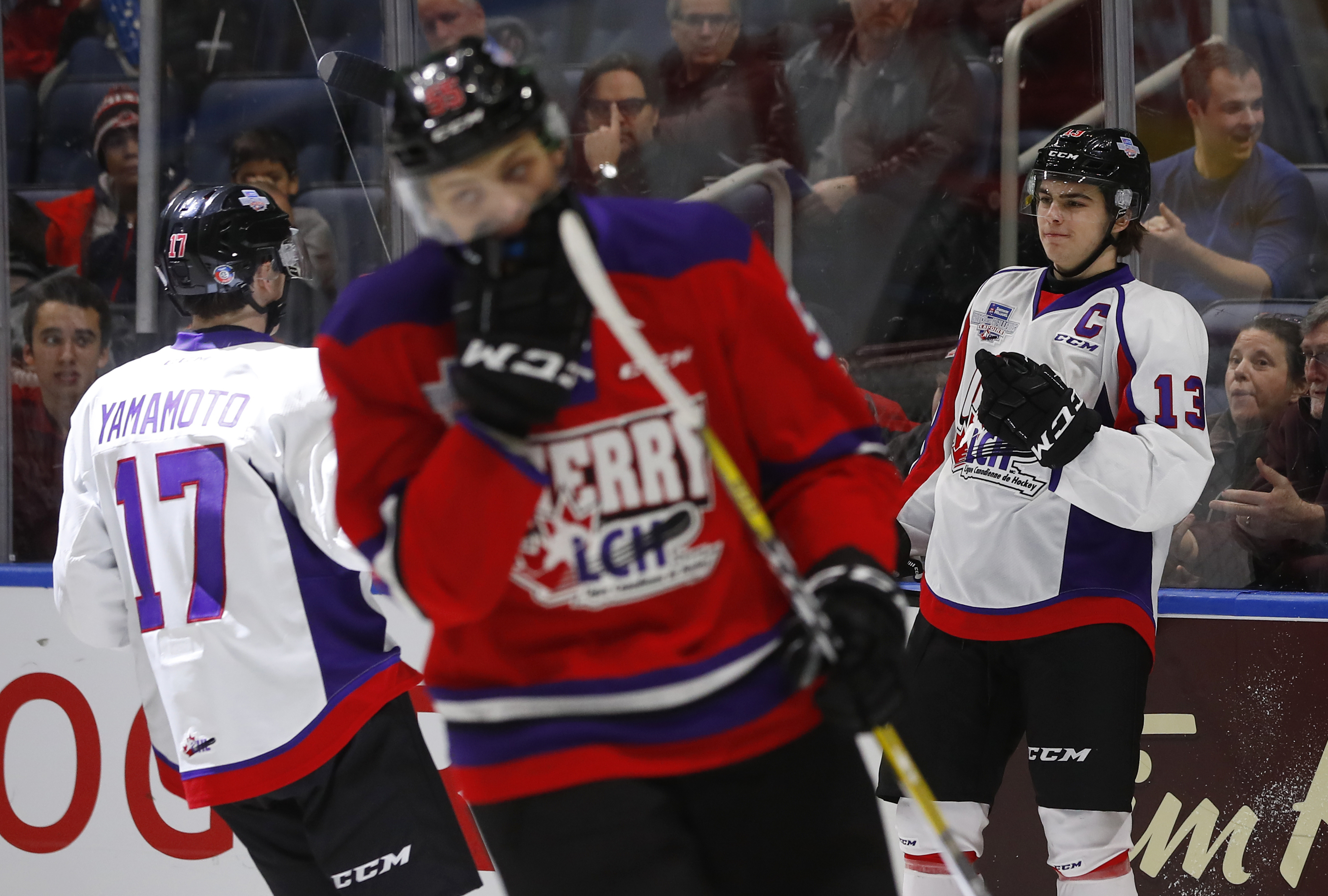 2017 CHL/NHL Top Prospects Game