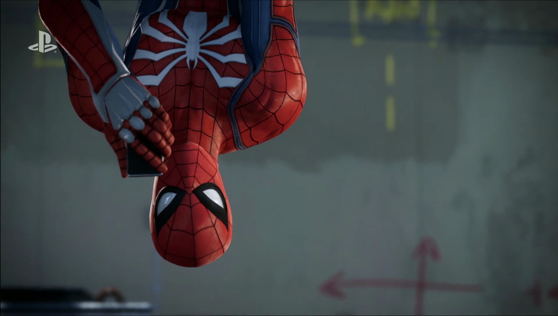 Spider Mans Chest Emblem Is Different For A Reason Insomniac Says