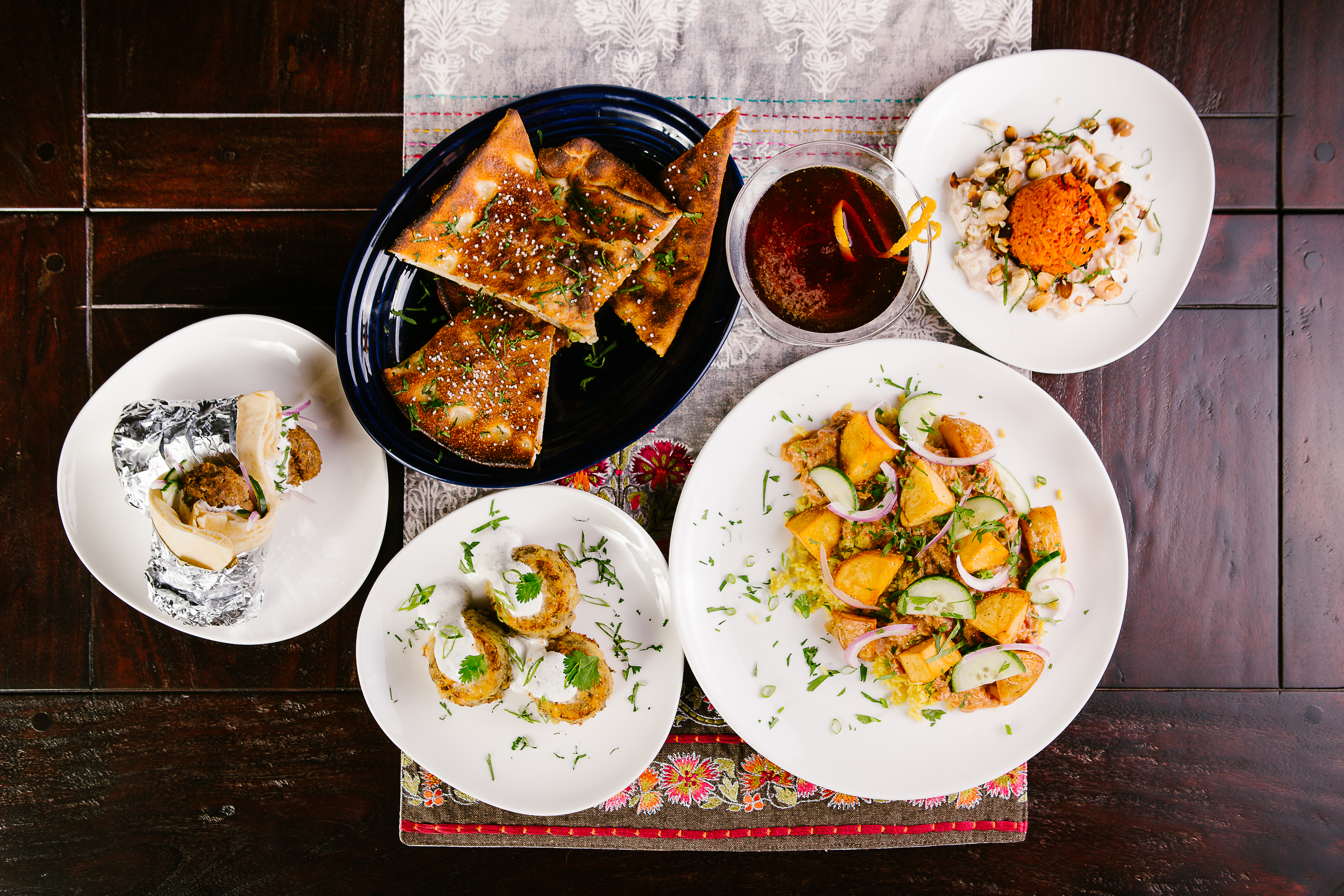 Alamo Drafthouse's Big Sick dishes