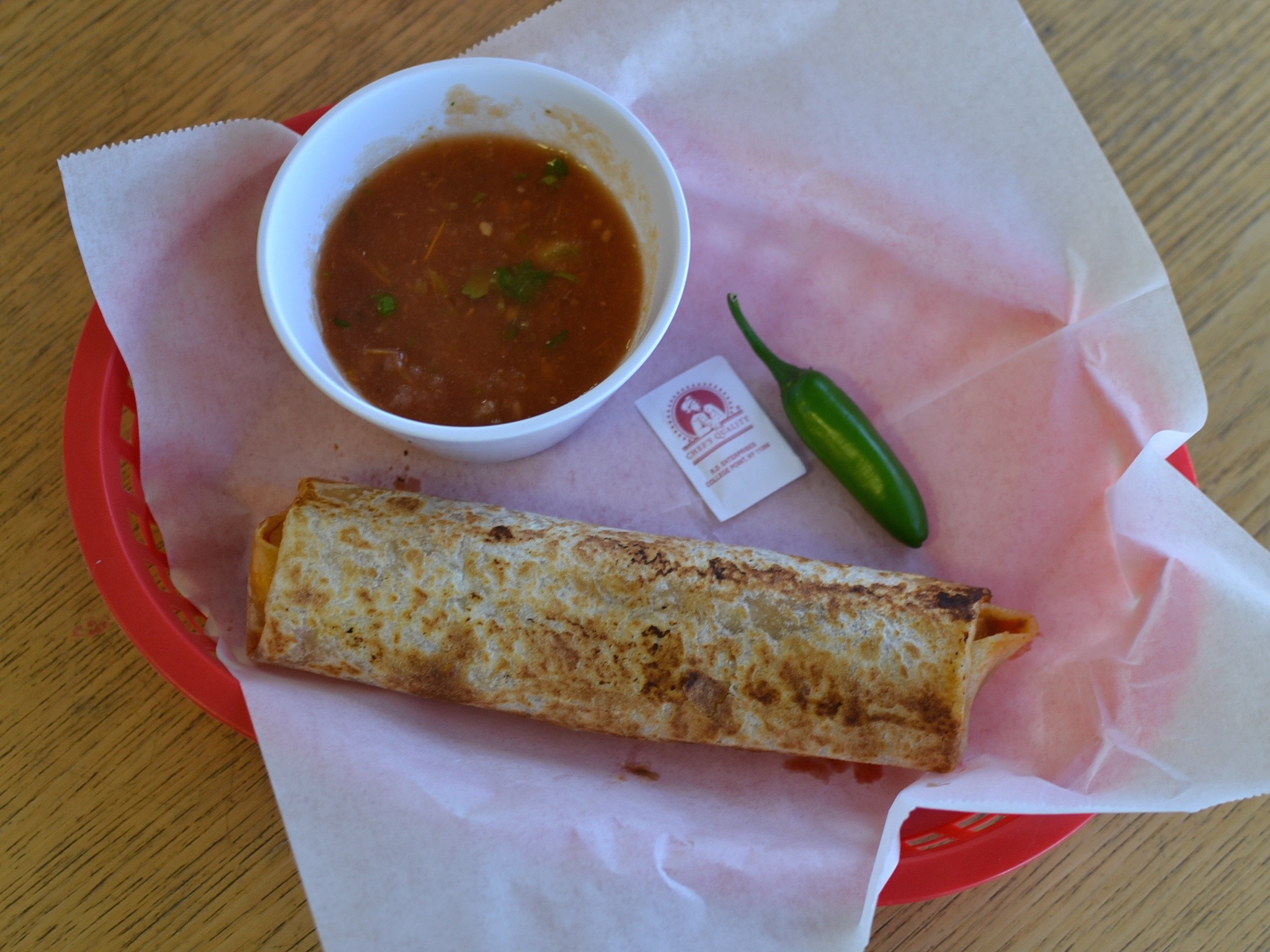 Burrito Los Angeles