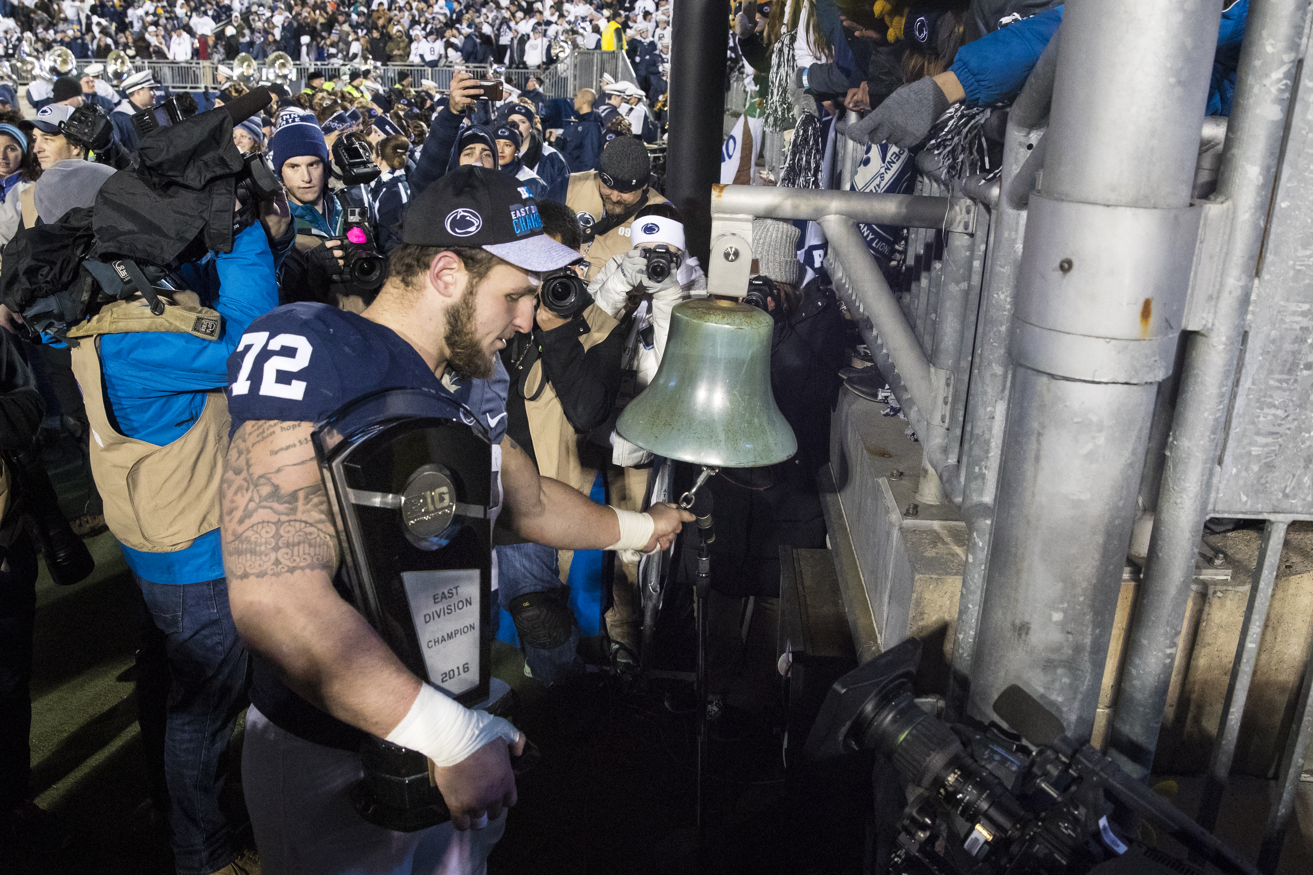Michigan State v Penn State