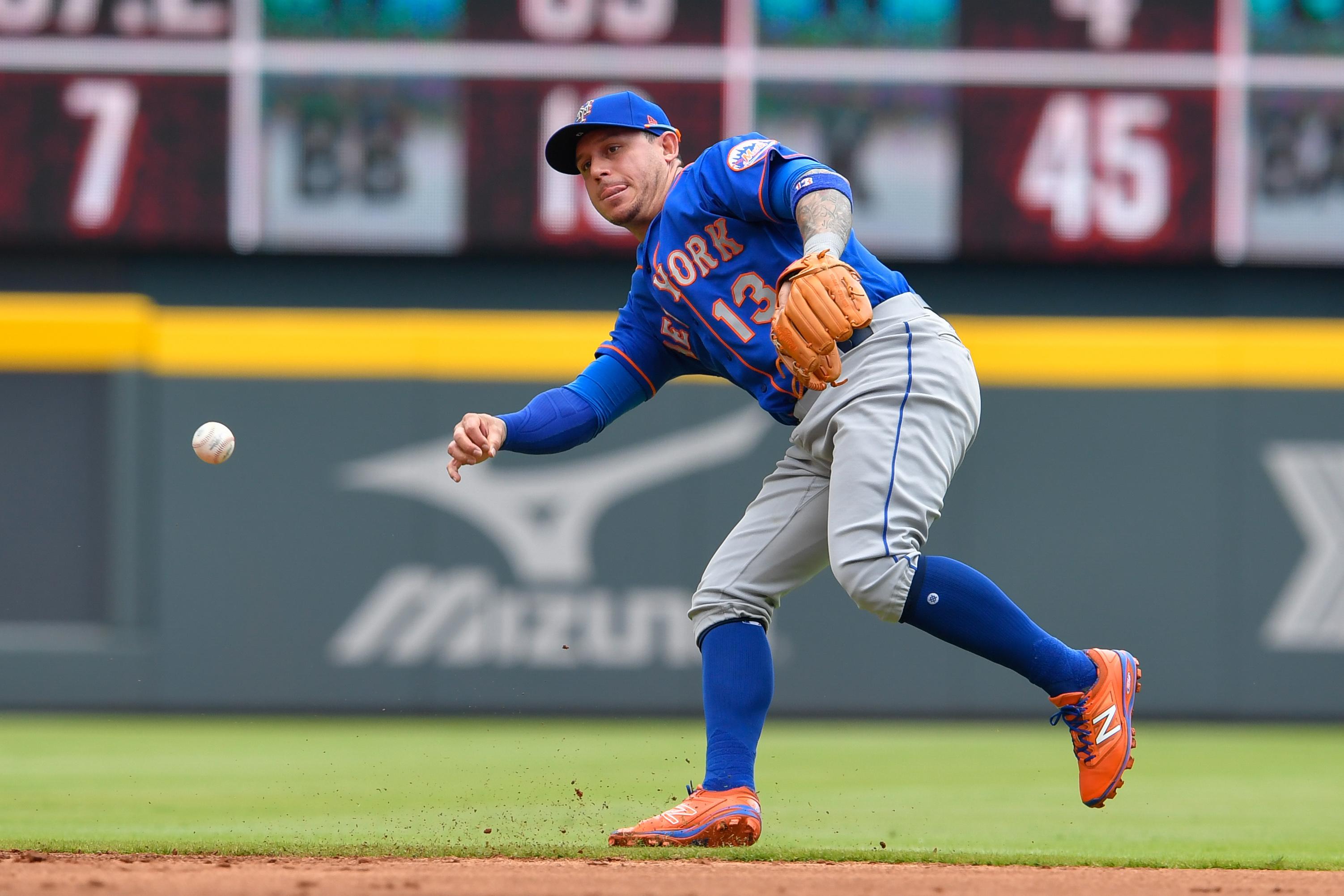 MLB: Game 1-New York Mets at Atlanta Braves