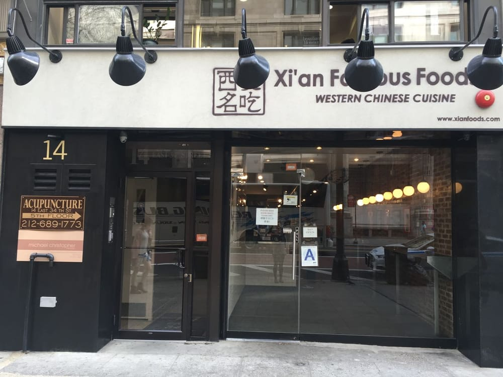Xi'an on 34th Street