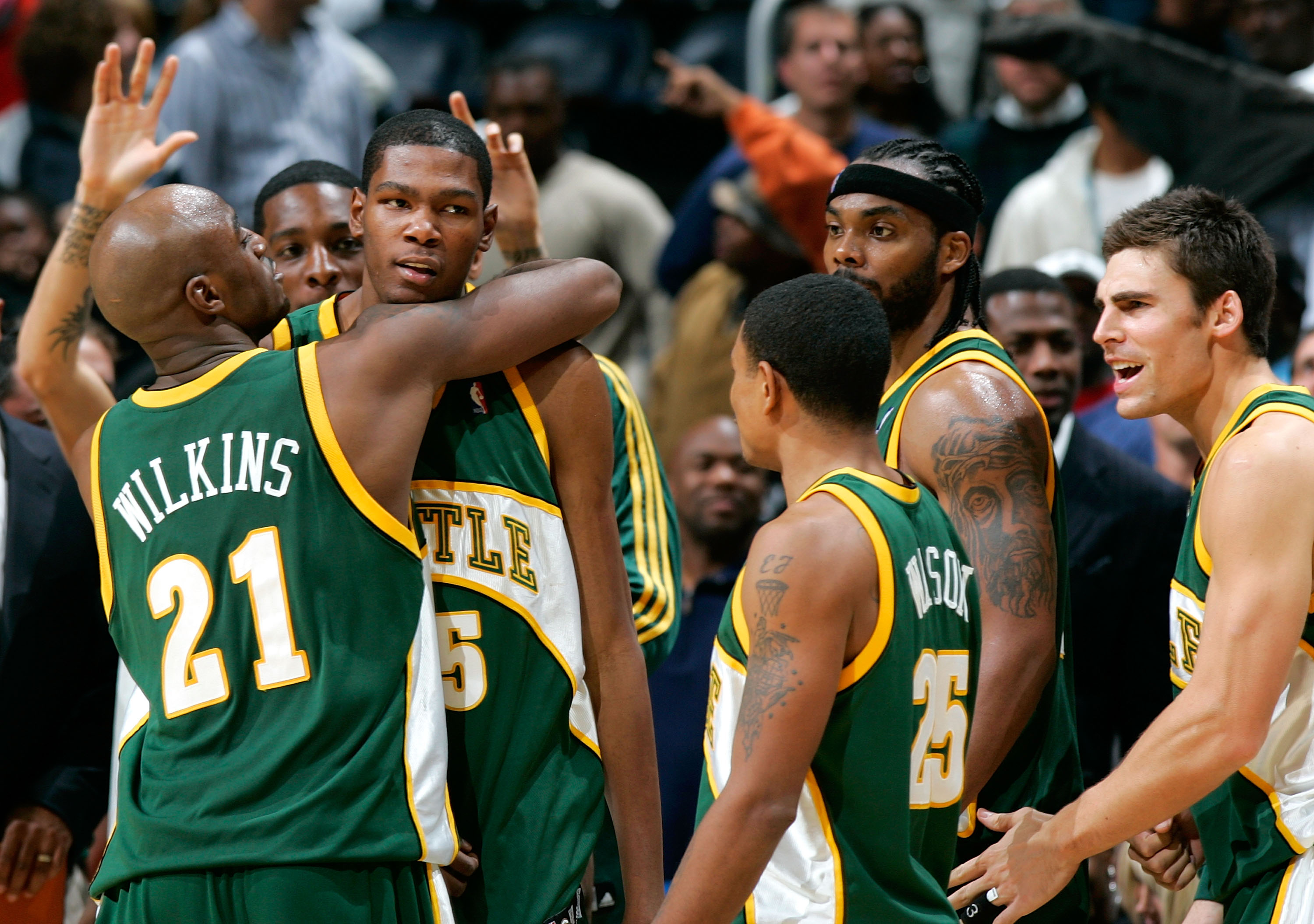 4952aa6e0b5 Where are they now  The 2007-08 Seattle SuperSonics - Sonics Rising