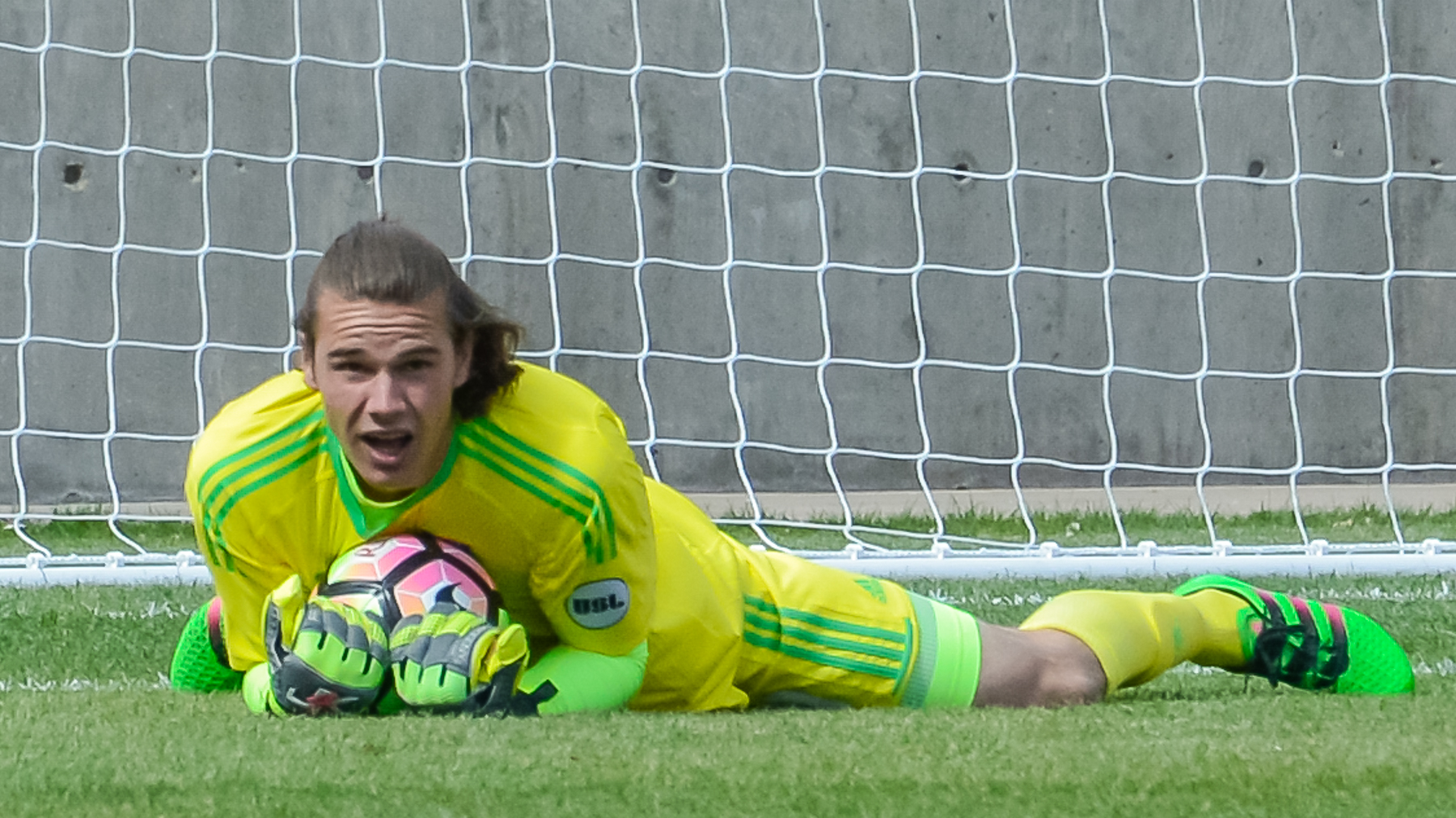 Connor Sparrow, Real Monarchs goalkeeper