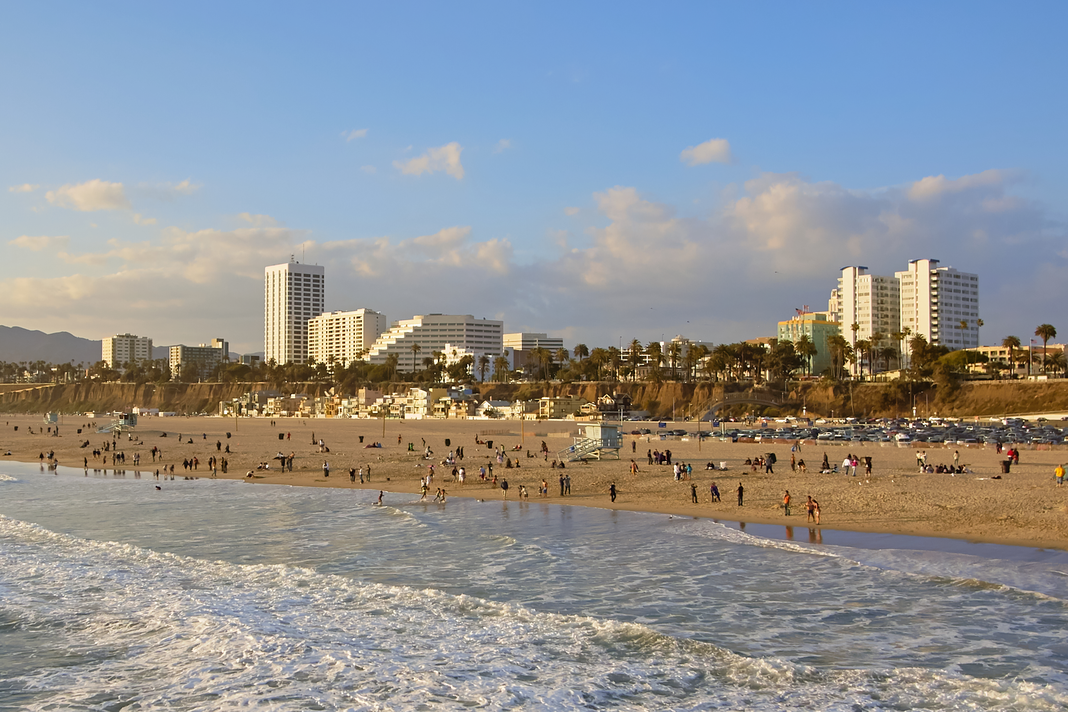 View of Santa Monica