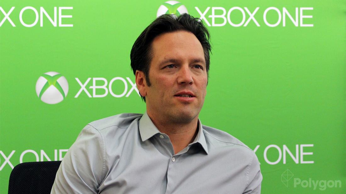 Microsoft Studios Phil Spencer