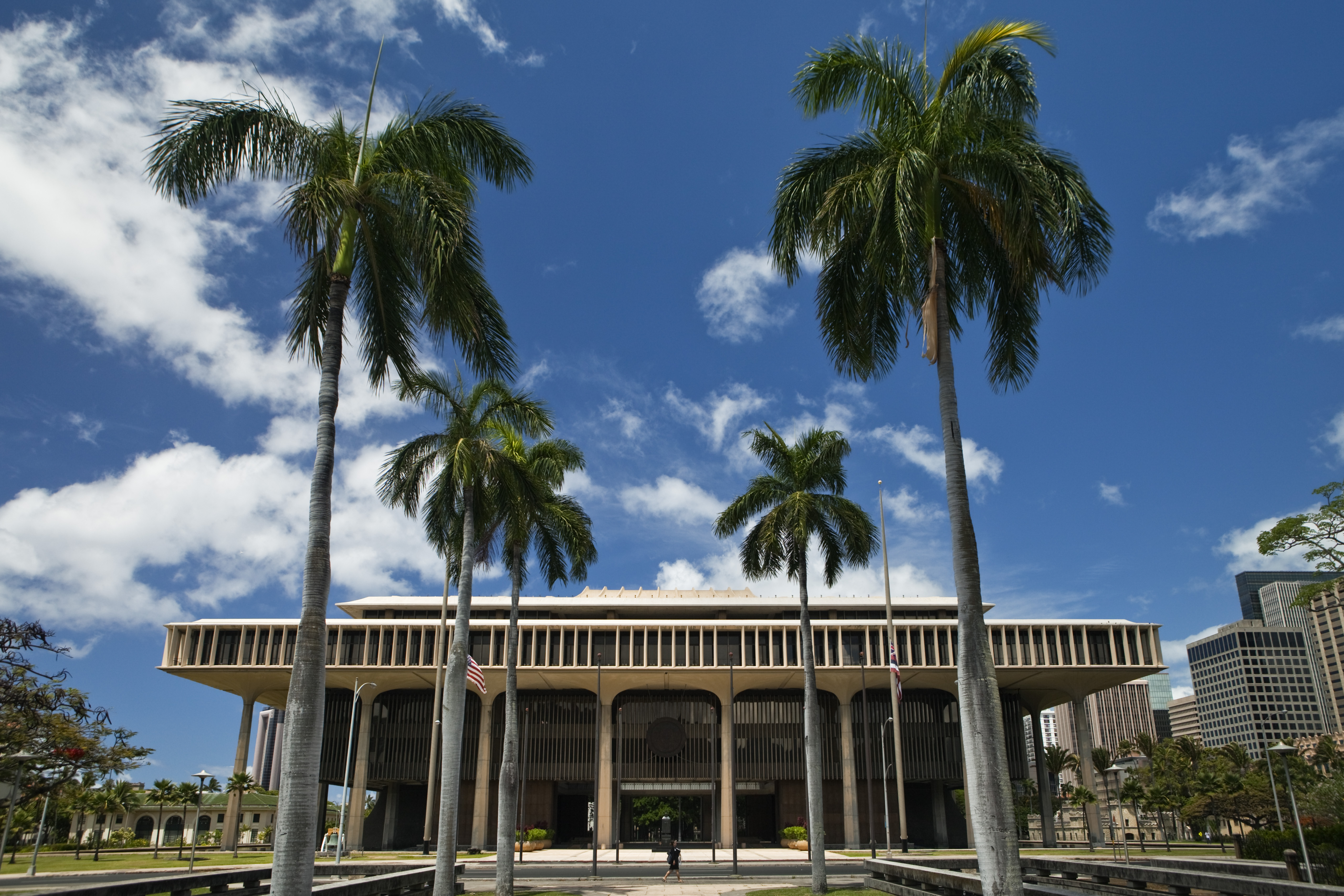Hawaii is considering creating a universal basic income