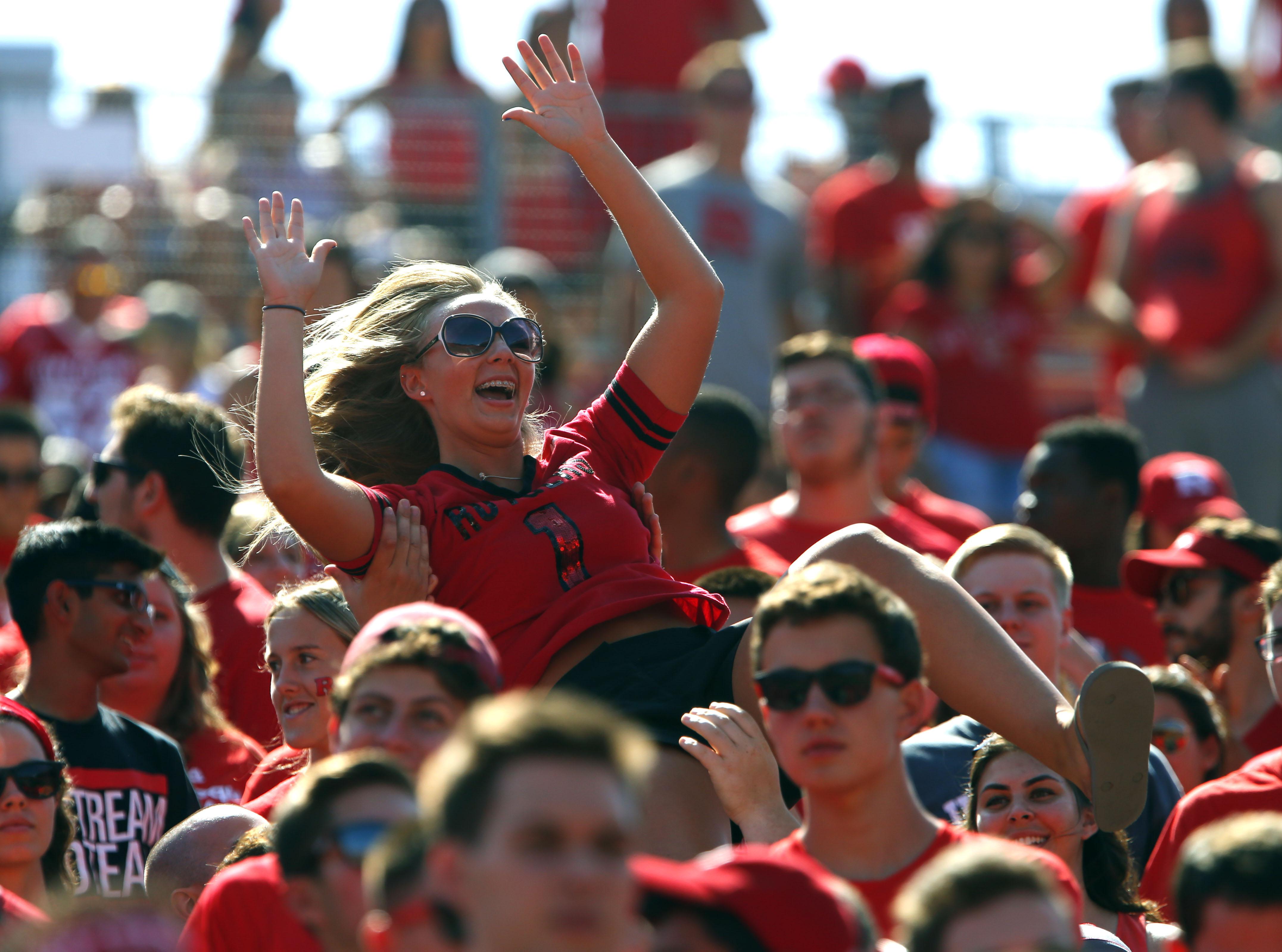 NCAA Football: Norfolk State at Rutgers