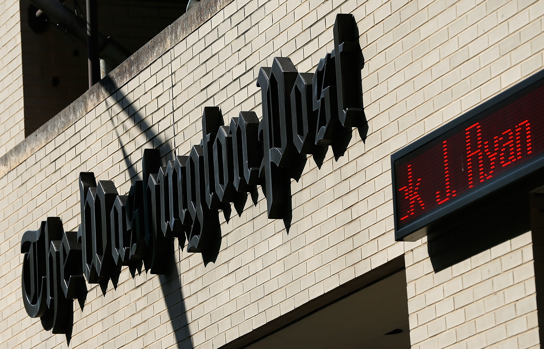 Washington Post Owner Jeff Bezos Names Politico Founding CEO Frederick J. Ryan Jr. As Paper's New Publisher