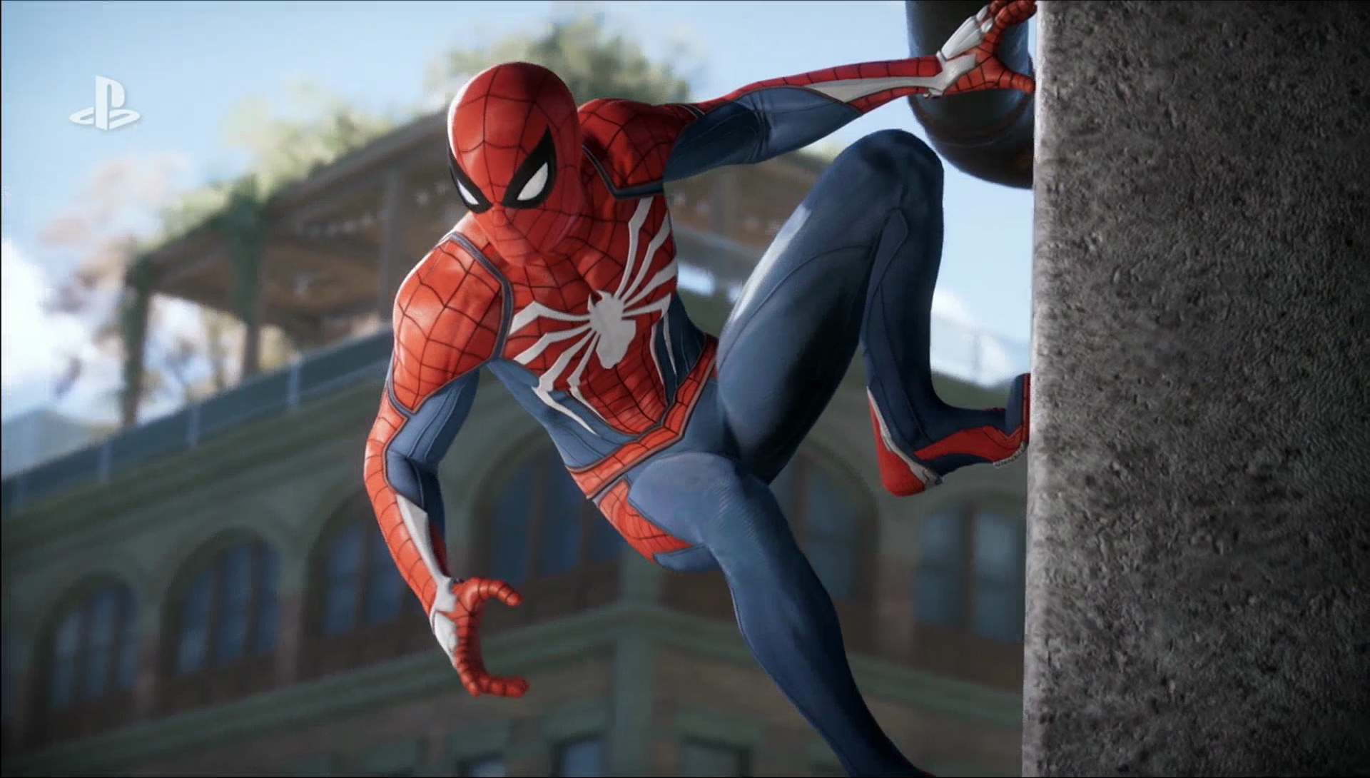 Insomniac's Spider-Man game will have different suit options available