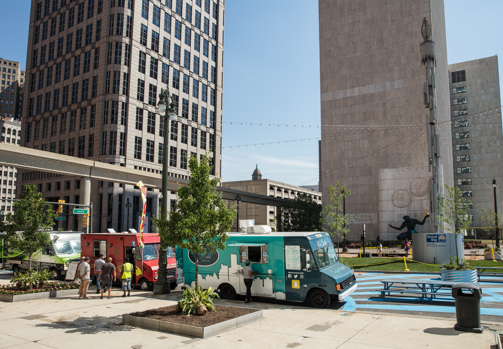 The great new world discussion thread page 103 - Open Thread Which Detroit Streets Should Be Closed To Traffic