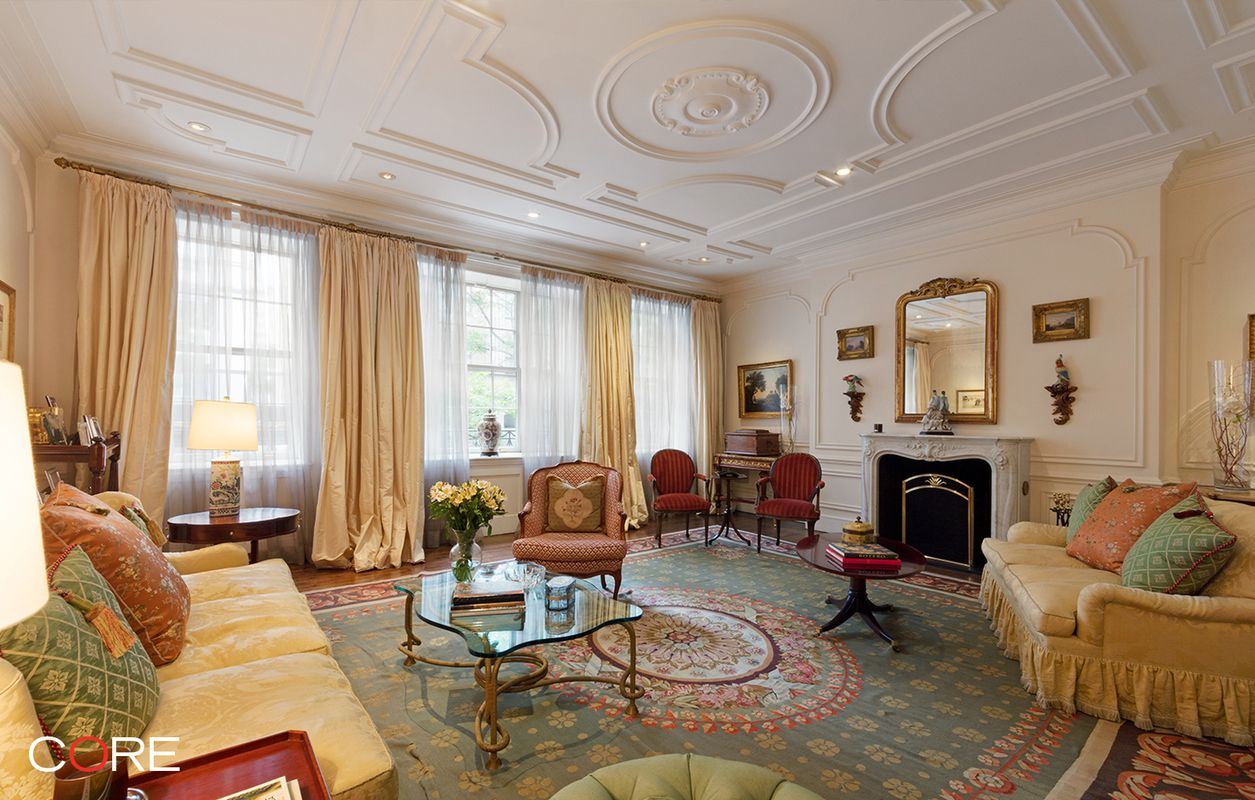 Upper East Side townhouse designed by the architect of Grant's tomb seeks $38M
