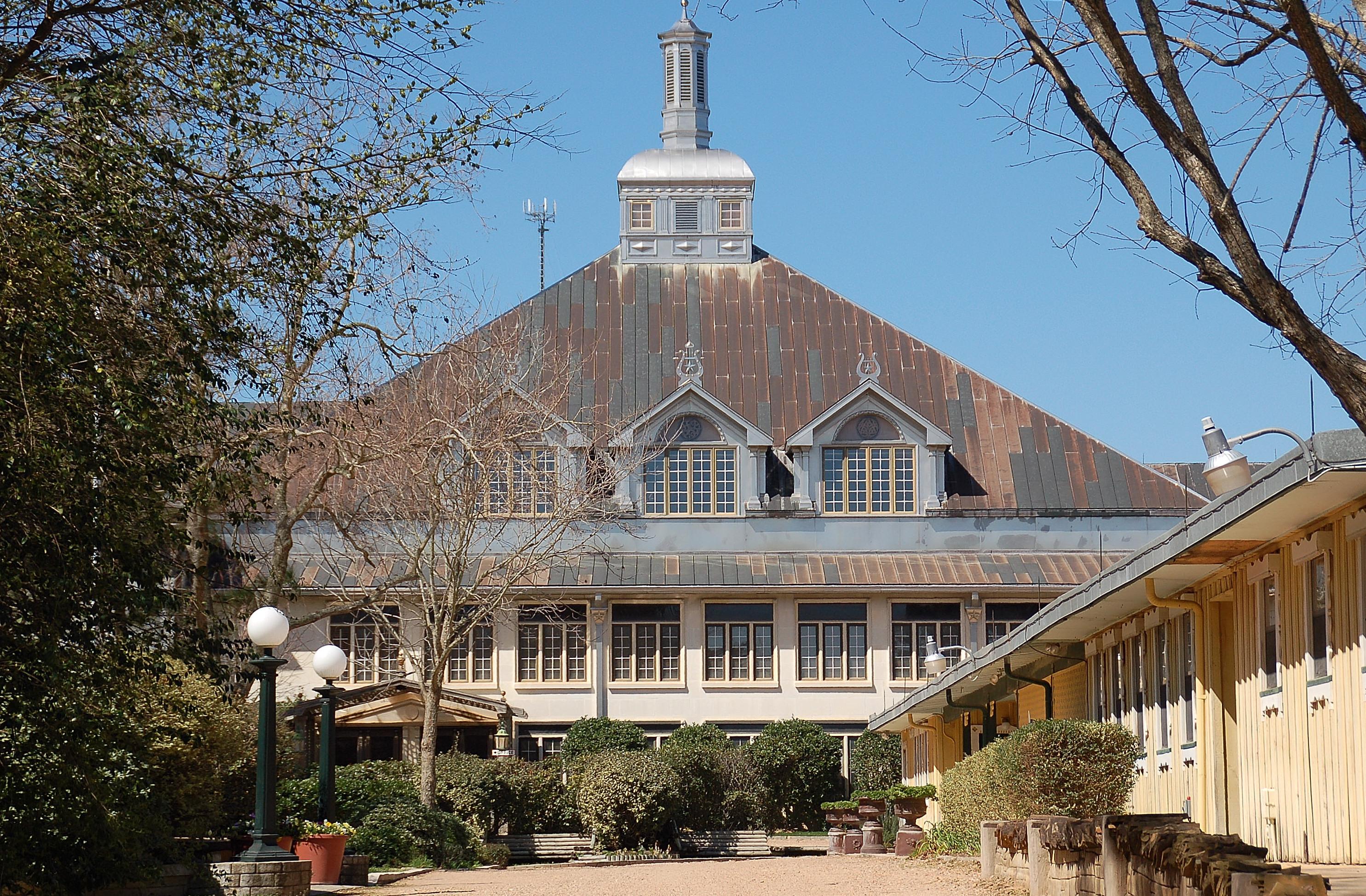 Round Top Festival Institute in Round Top, Texas
