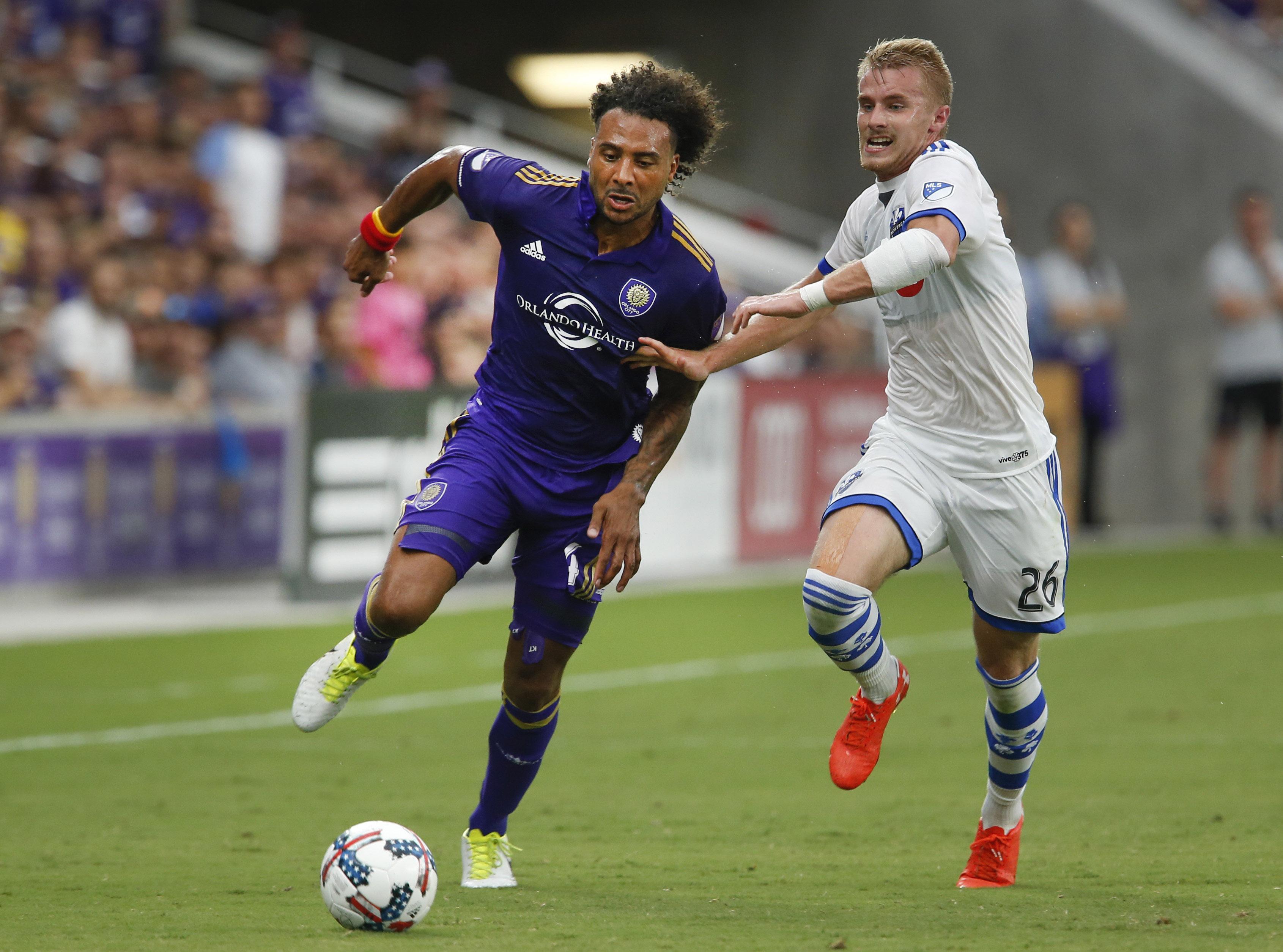 MLS: Montreal Impact at Orlando City SC