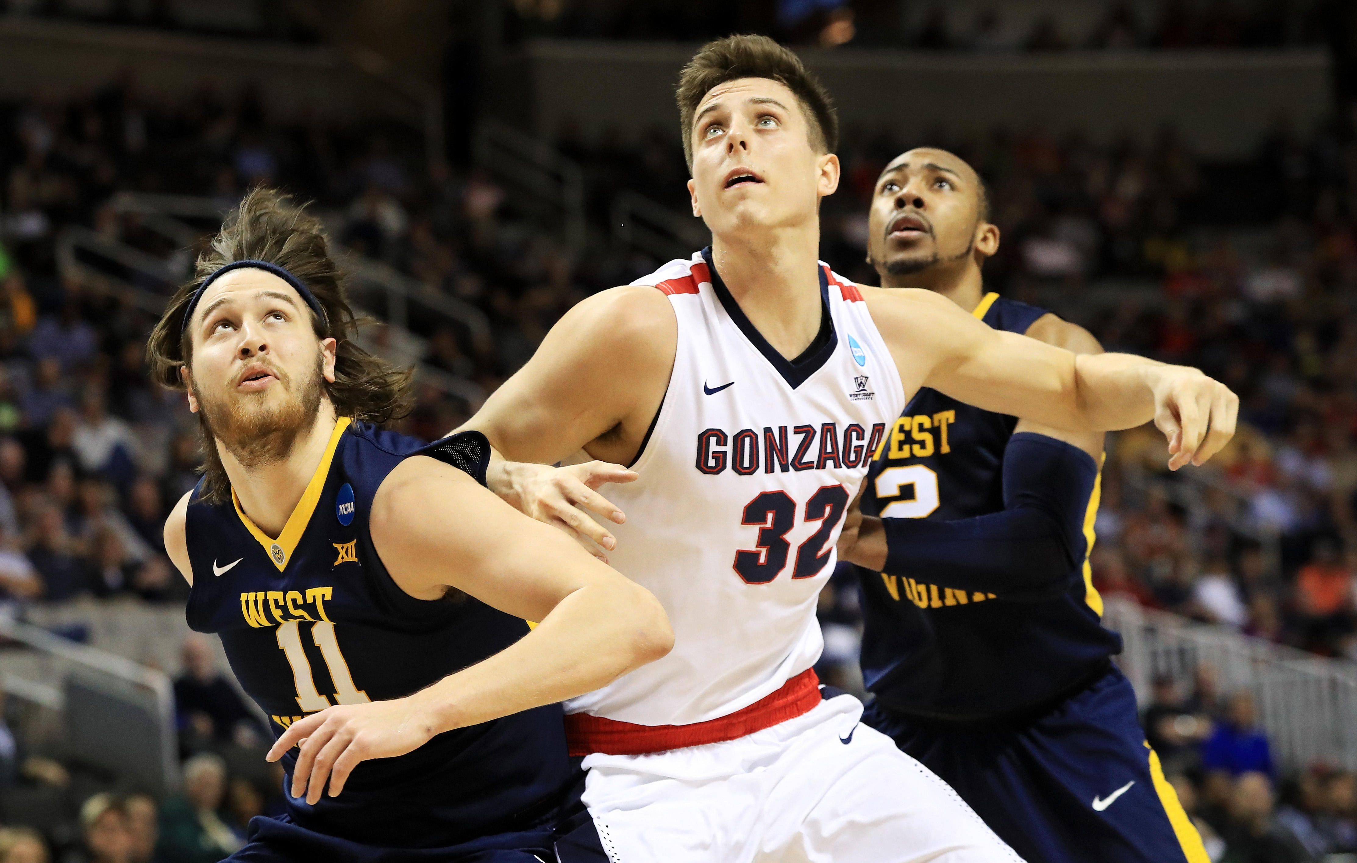 West Virginia v Gonzaga