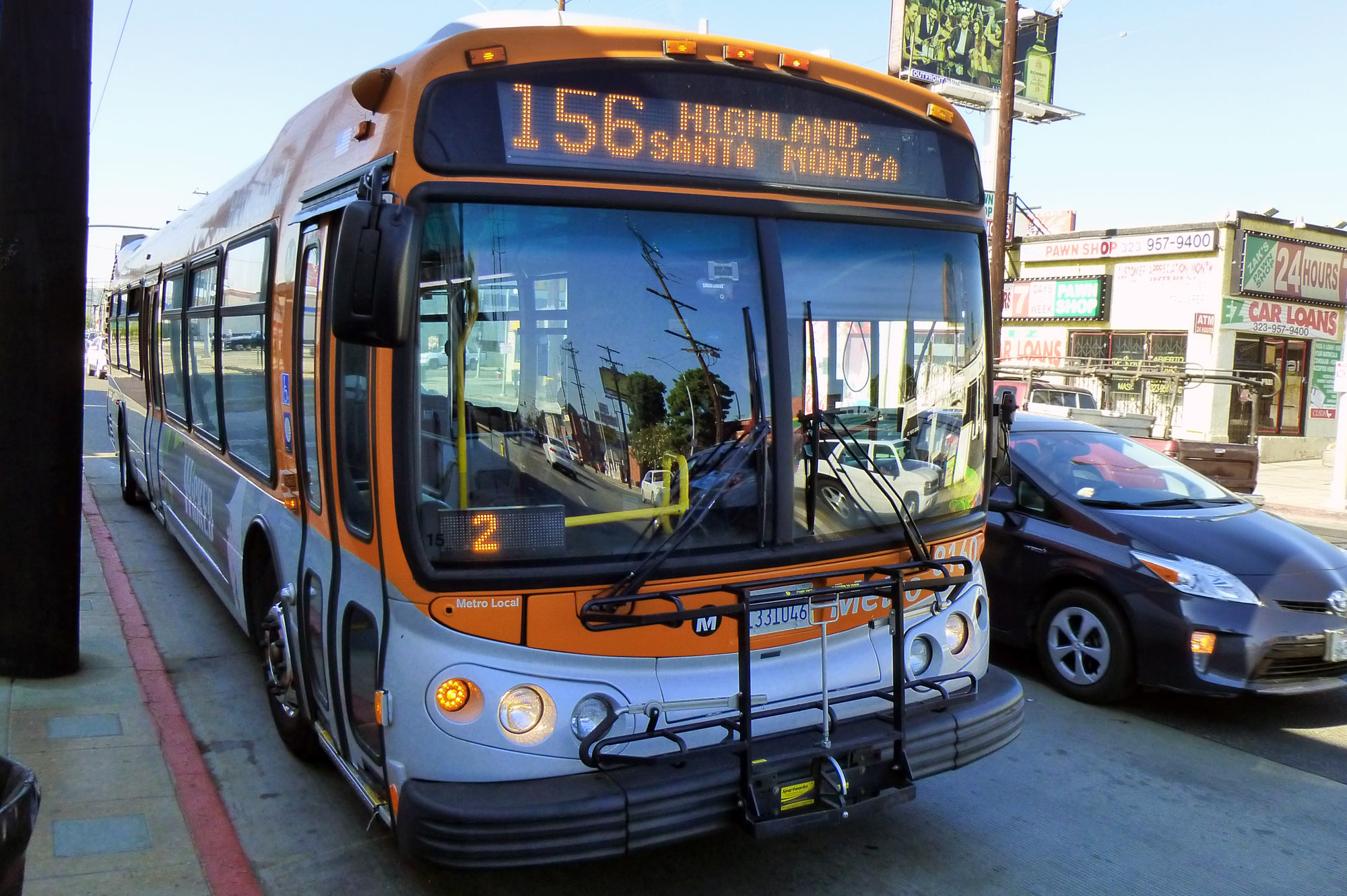 Free Wi-Fi service coming to 150 Metro buses around LA