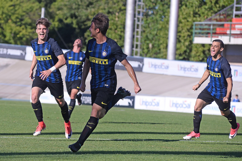 US Citta di Palermo v FC Internazionale - U17 Serie A Semifinal