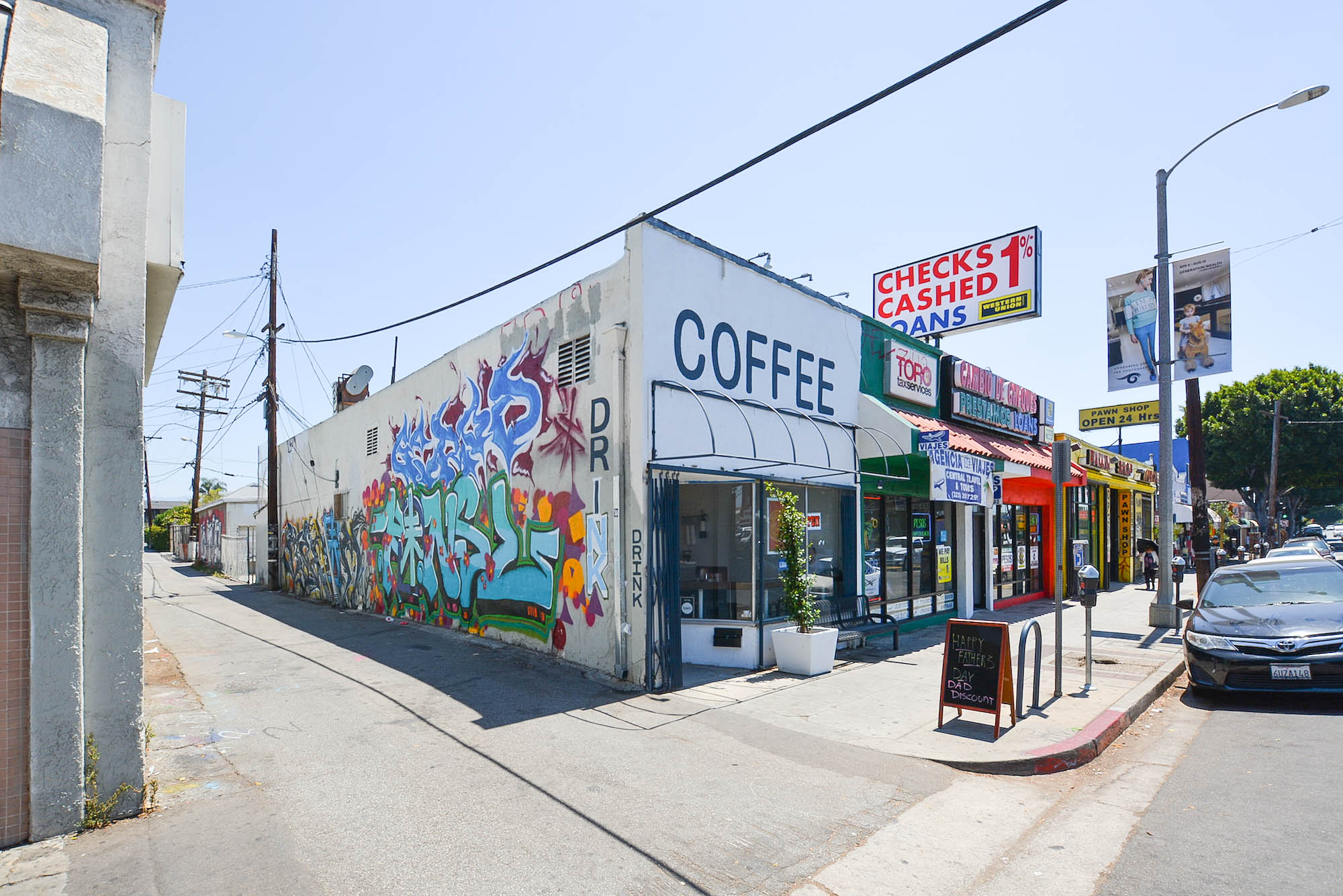 This New Boyle Heights Coffee Bar Has Become a Gentrification Battleground
