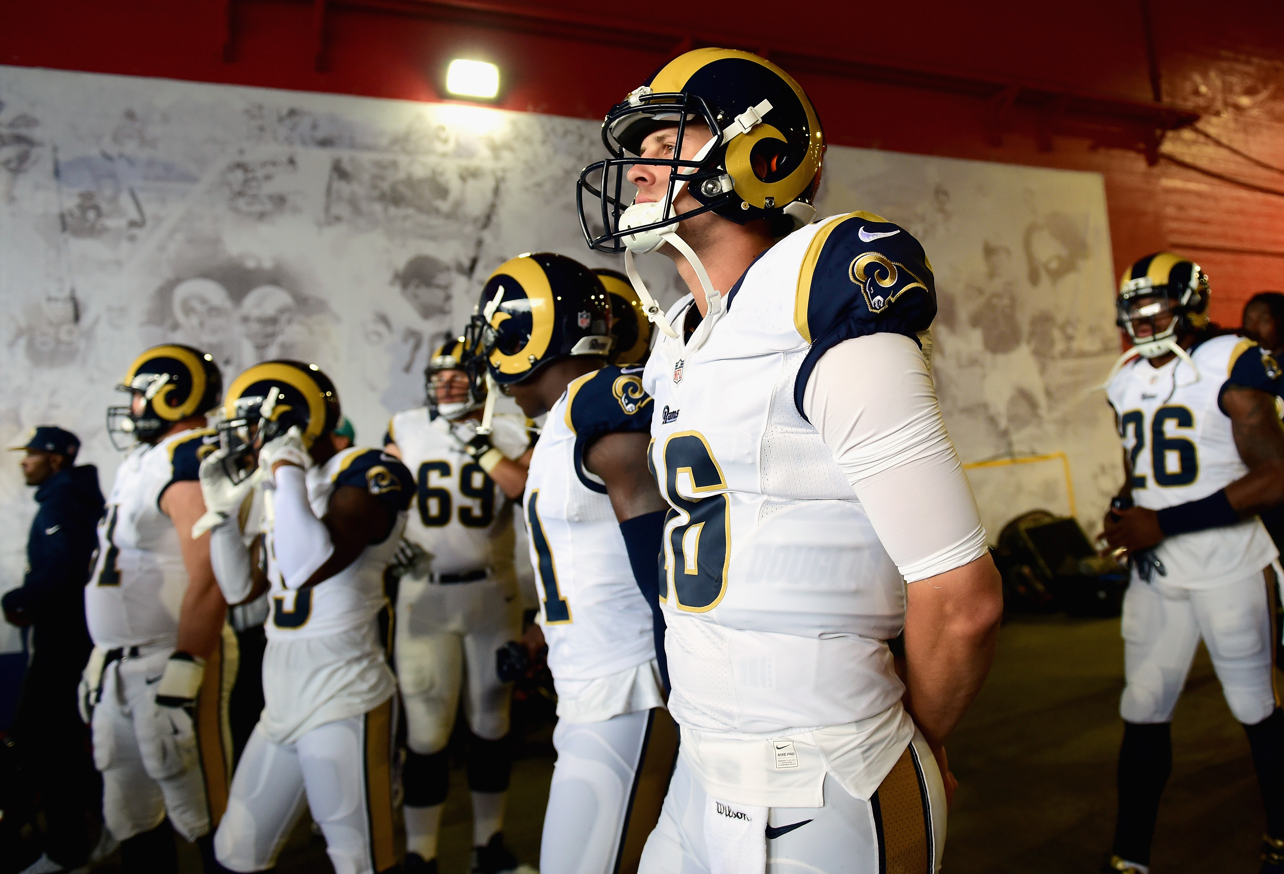 2016 Los Angeles Rams