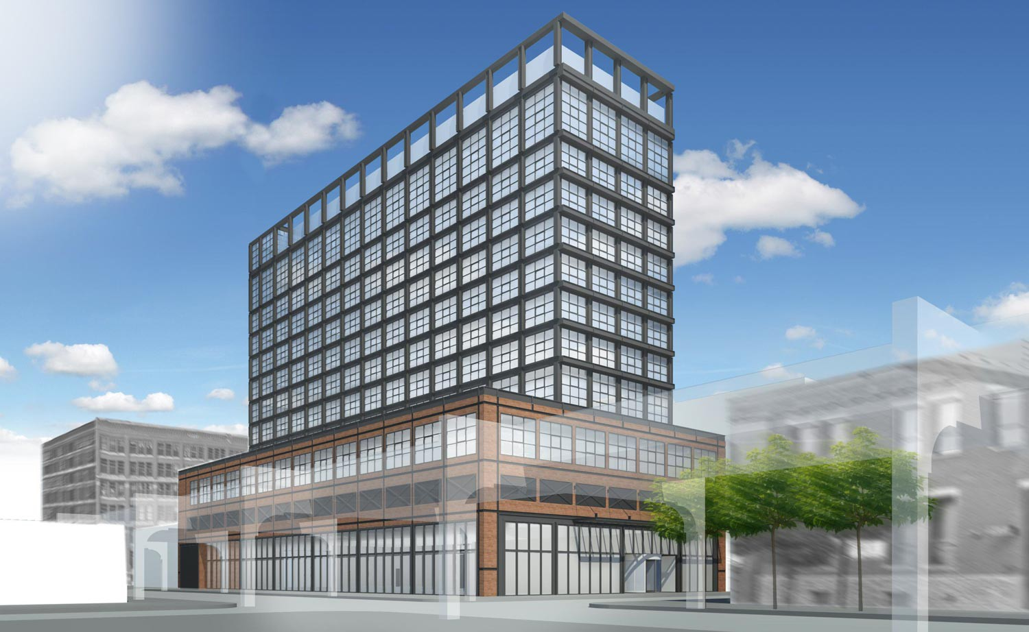Hoxton Hotel For Fulton Market Gearing Up Construction