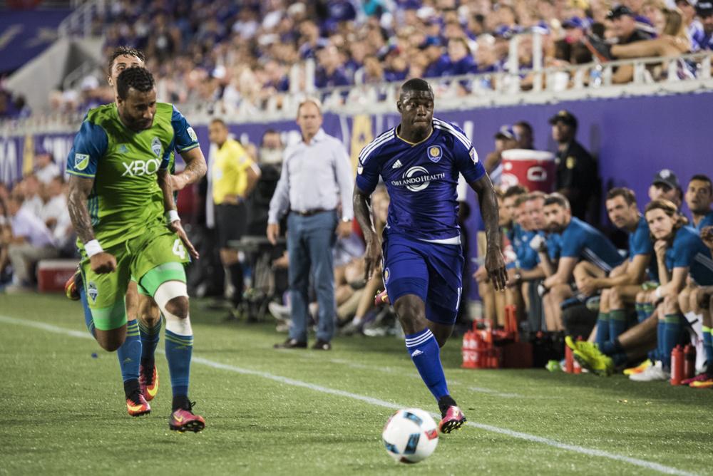Orlando City vs Seattle Sounders: Photo Gallery