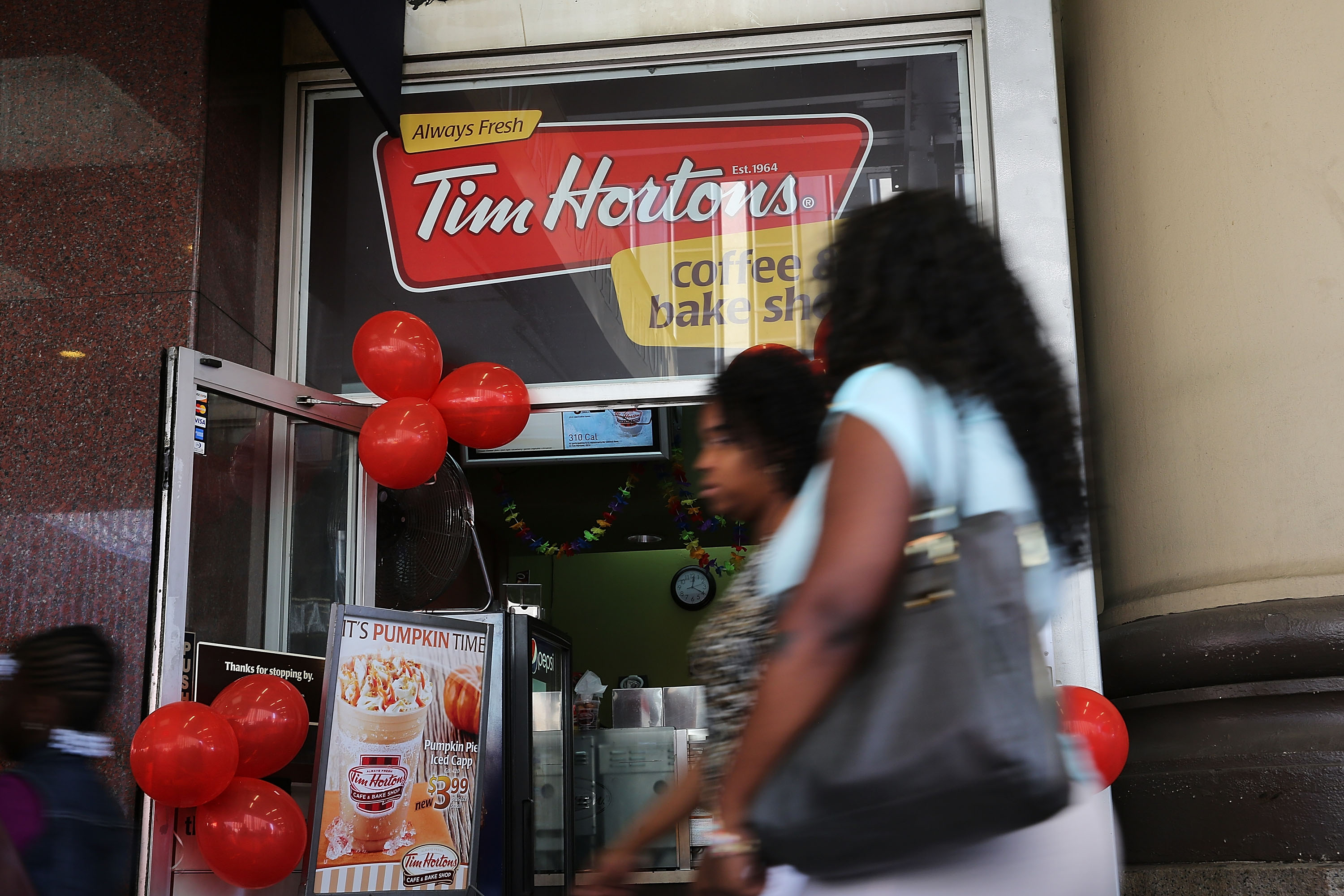 Tim Hortons sues parent company Restaurant Brands for breach of contract