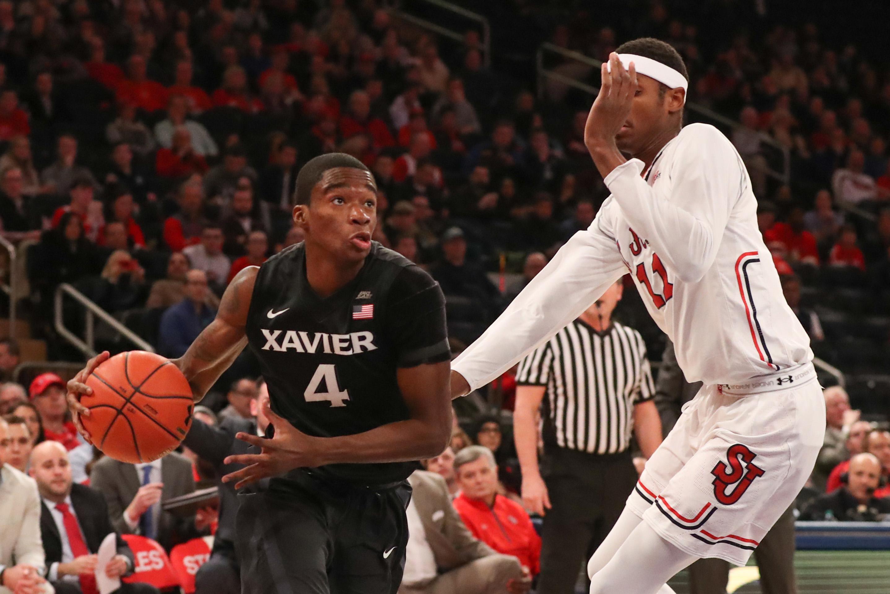 NCAA Basketball: Xavier at St. John