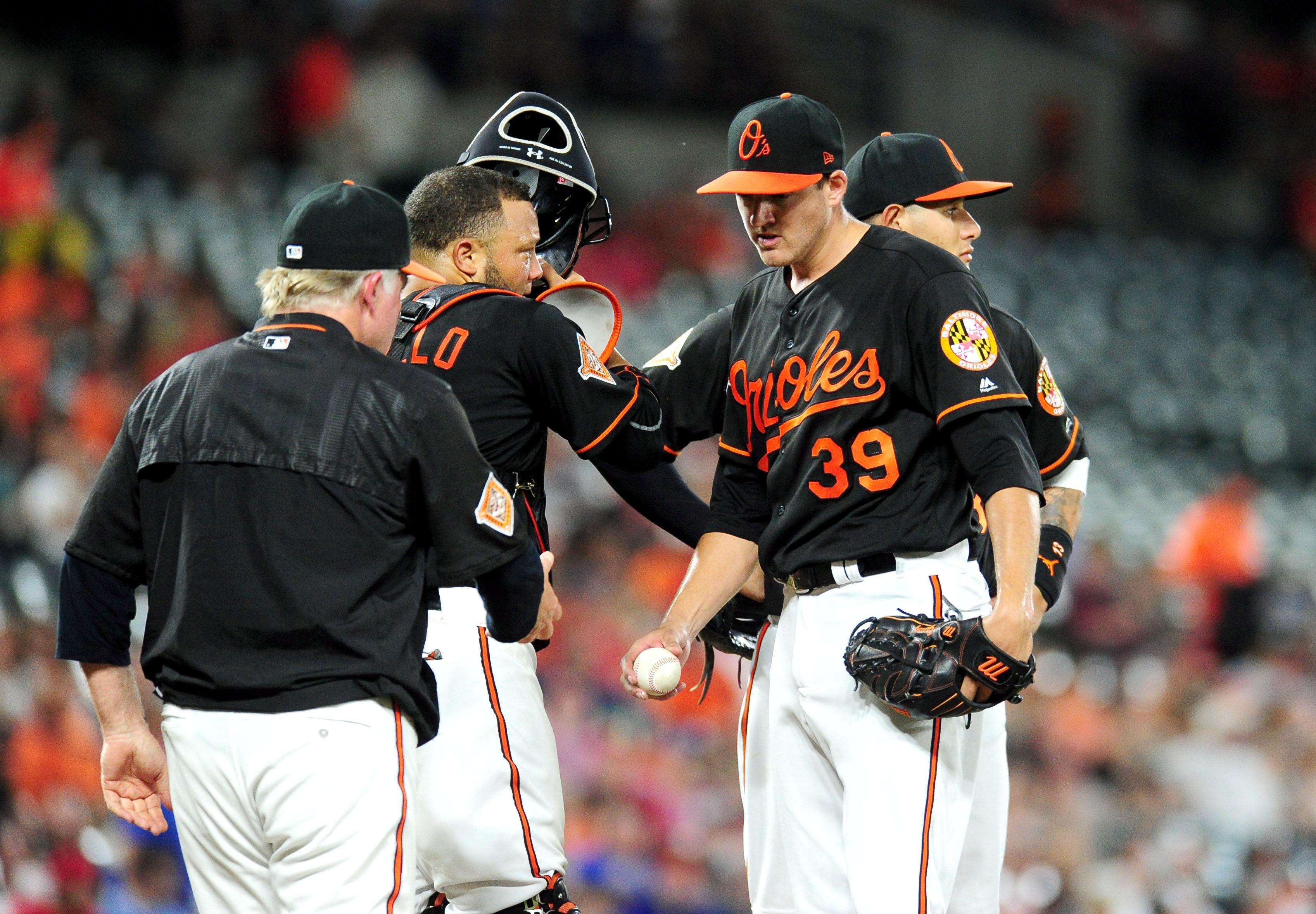 MLB: St. Louis Cardinals at Baltimore Orioles