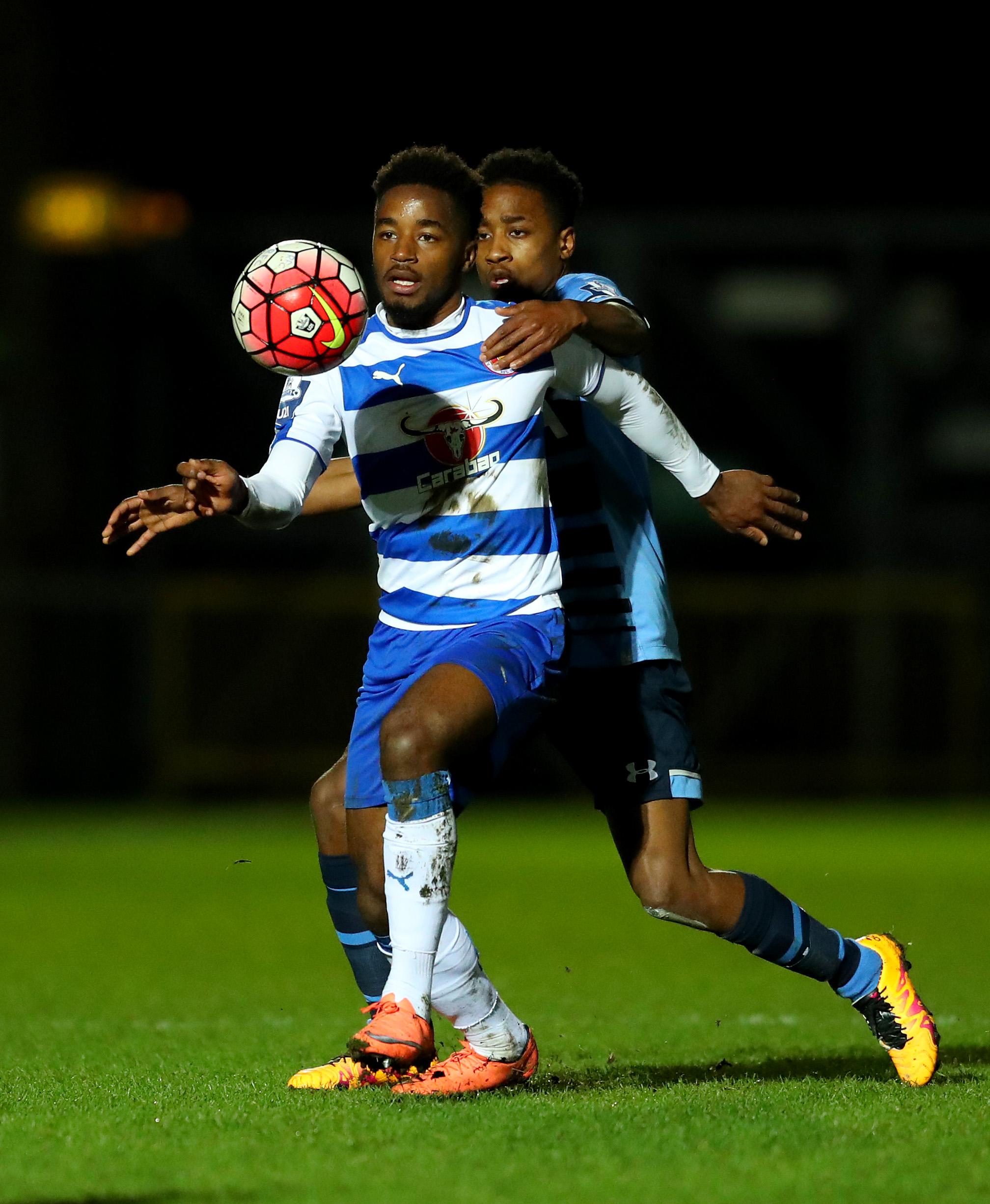 Reading U21 v Tottenham Hotspur U21: Barclays U21 Premier League