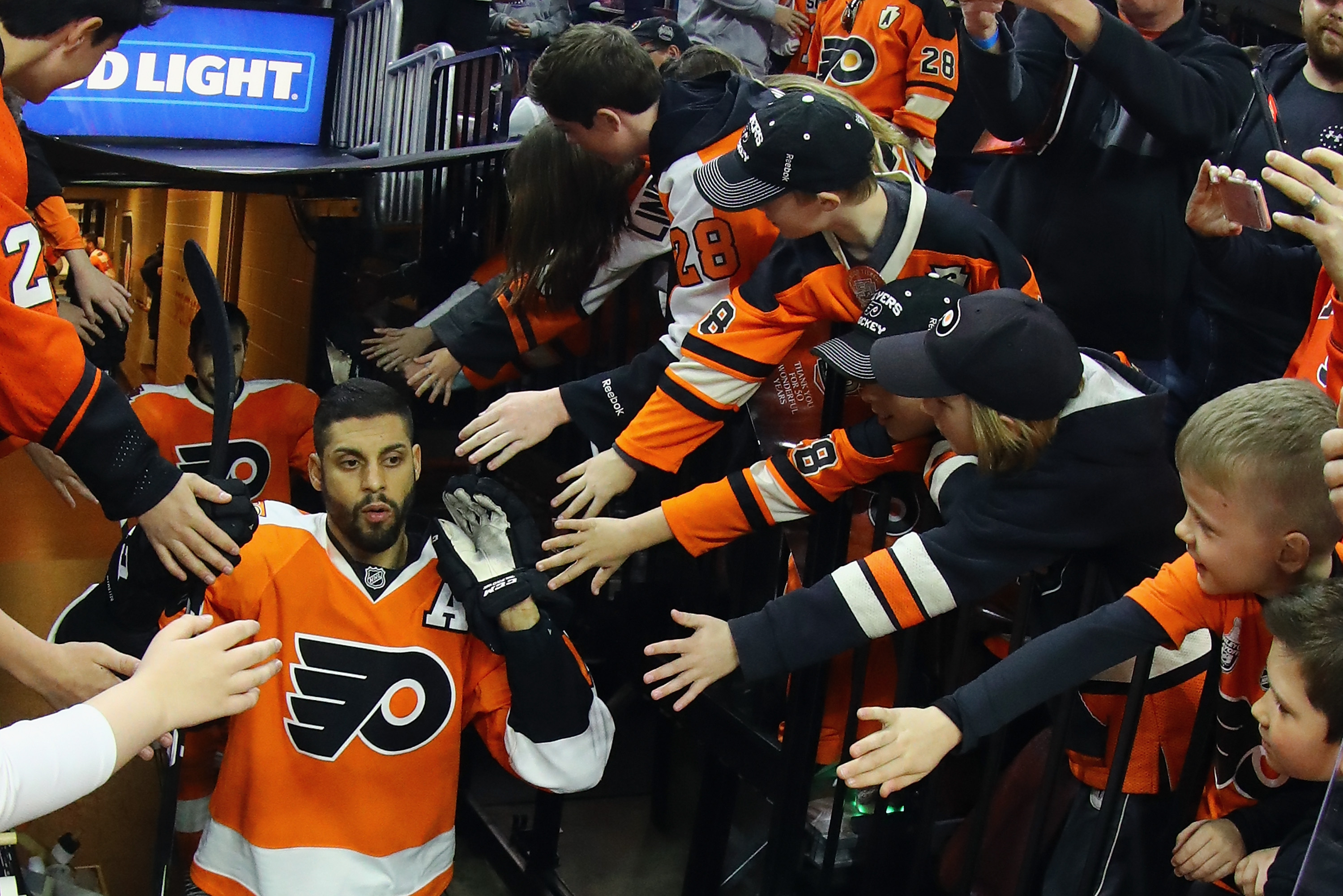 a1a77fa17495ea Golden Knights take Pierre-Edouard Bellemare from Flyers in NHL Expansion  Draft