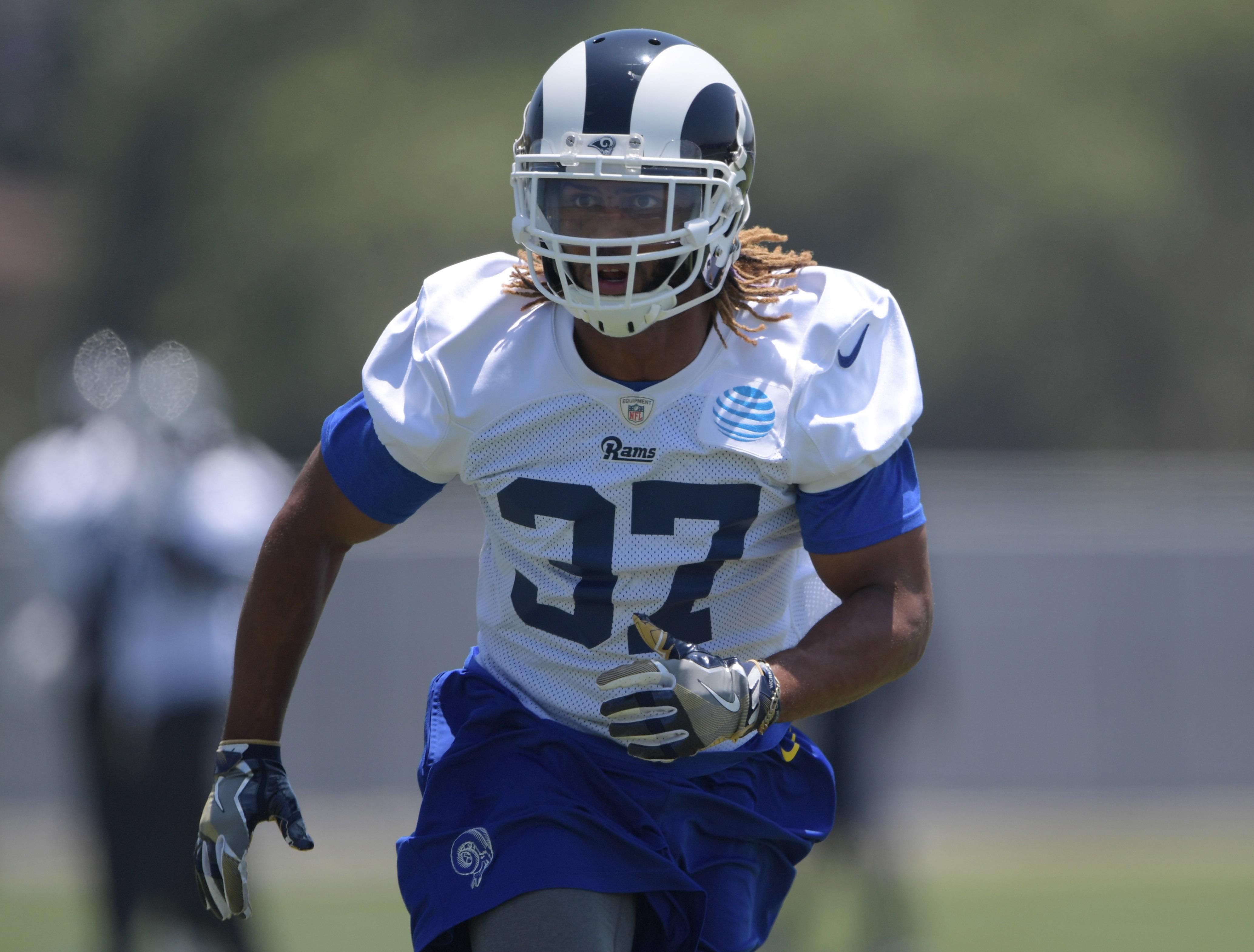 Los Angeles Rams S Brian Randolph