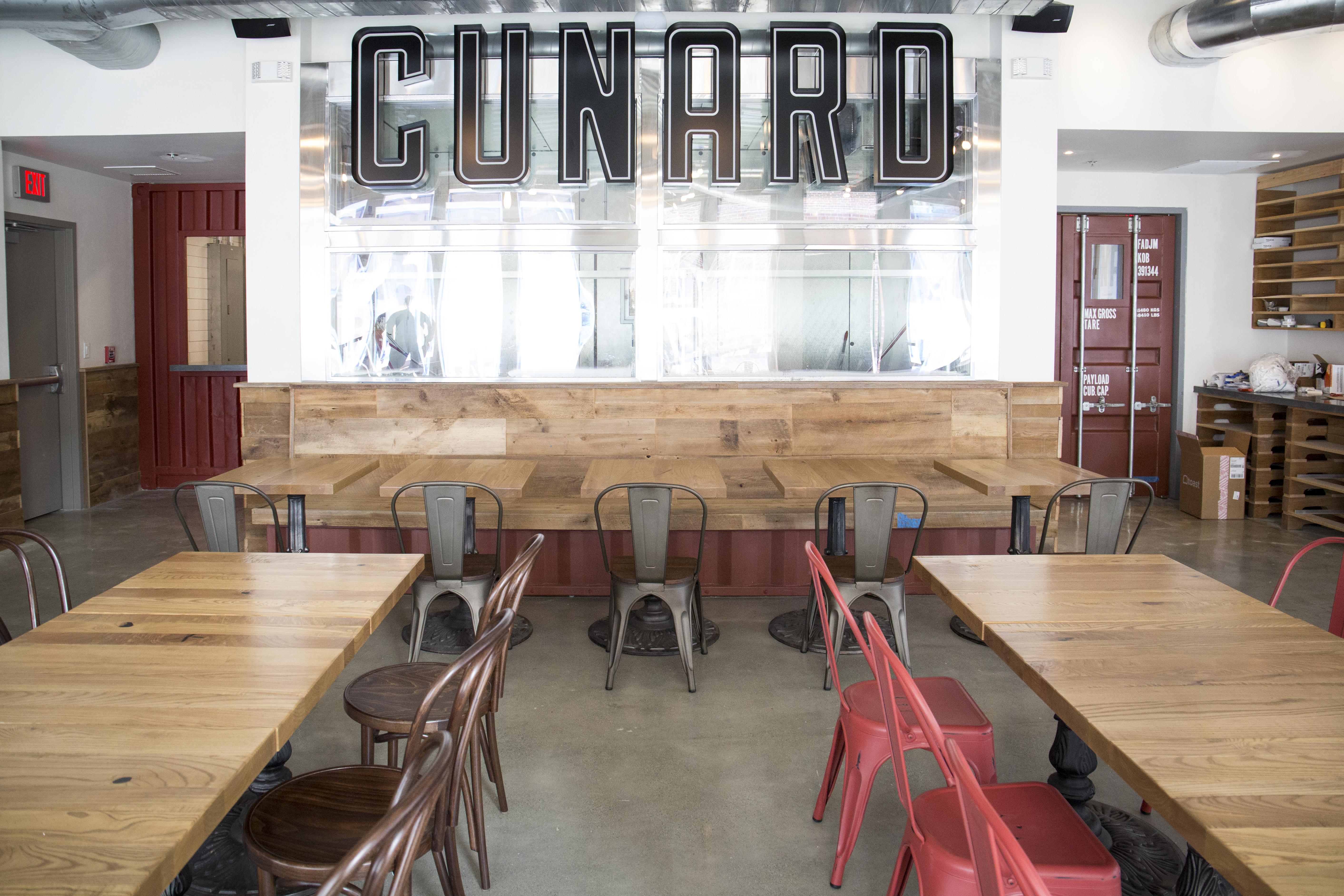 Cunard Tavern