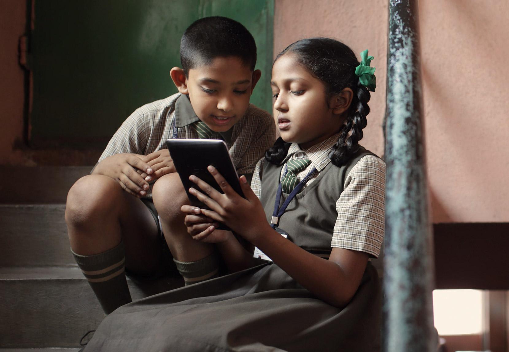 Google.org is working with Pratham Books' StoryWeaver