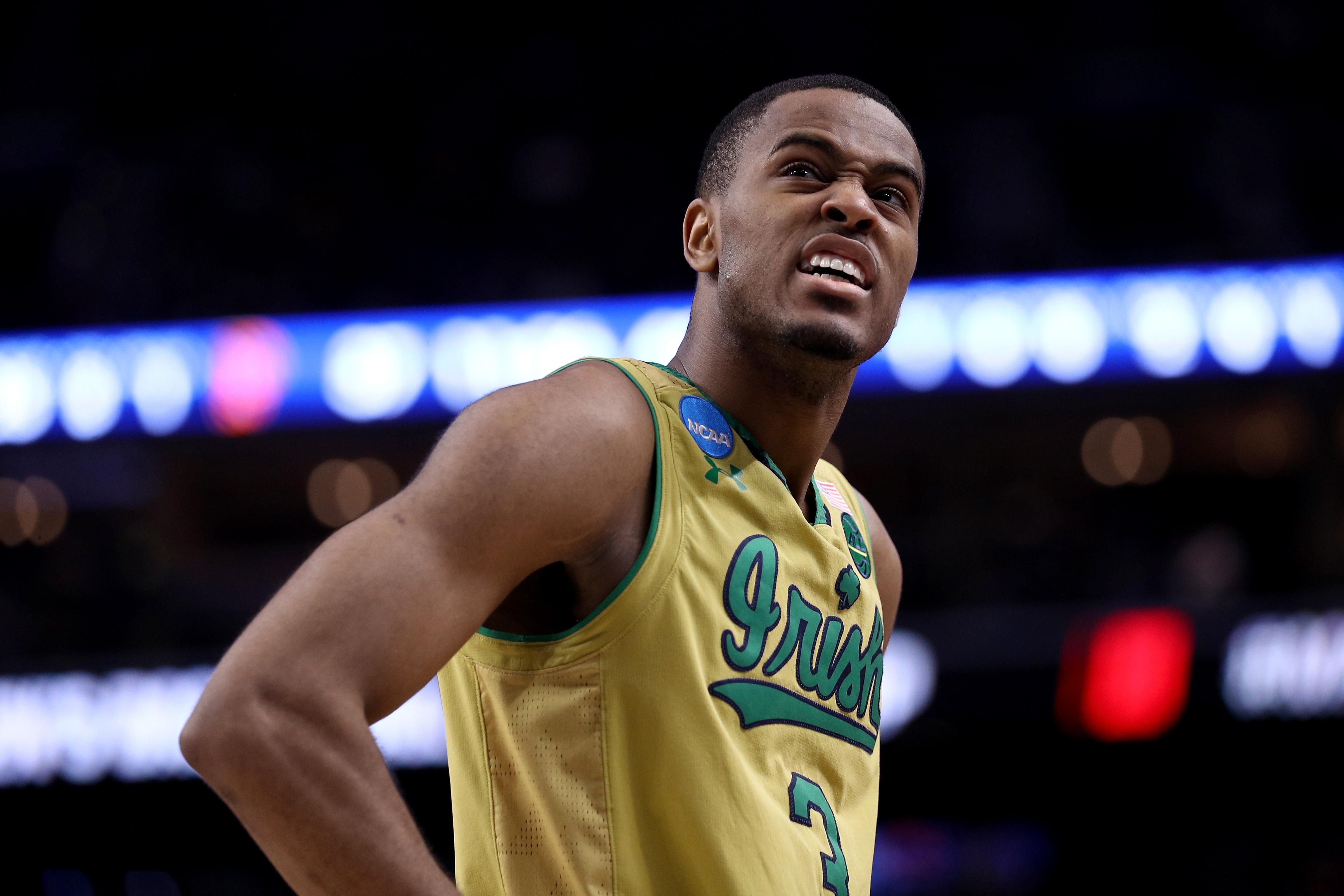 NCAA Basketball Tournament - First Round - Princeton v Notre Dame