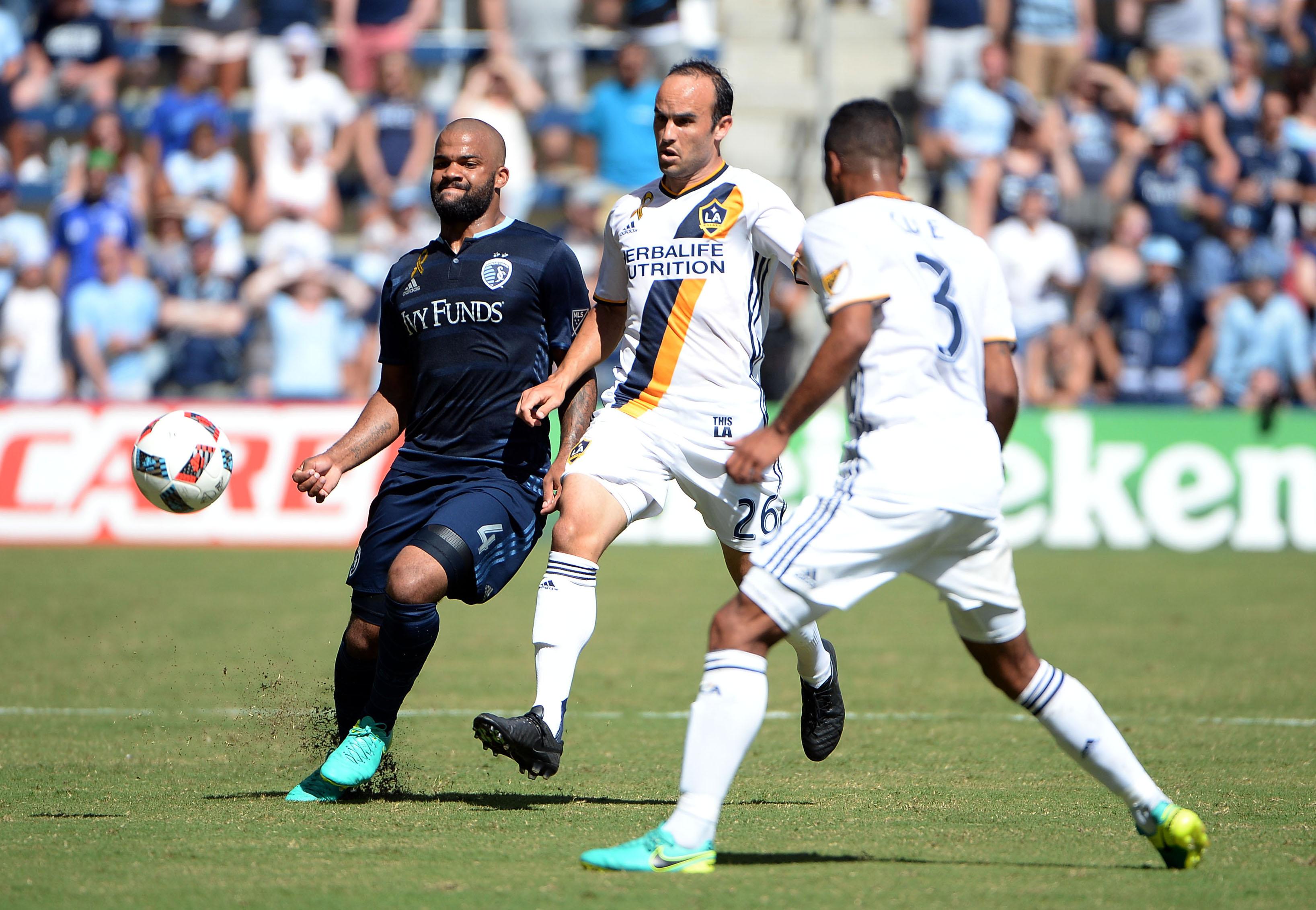 MLS: LA Galaxy at Sporting KC