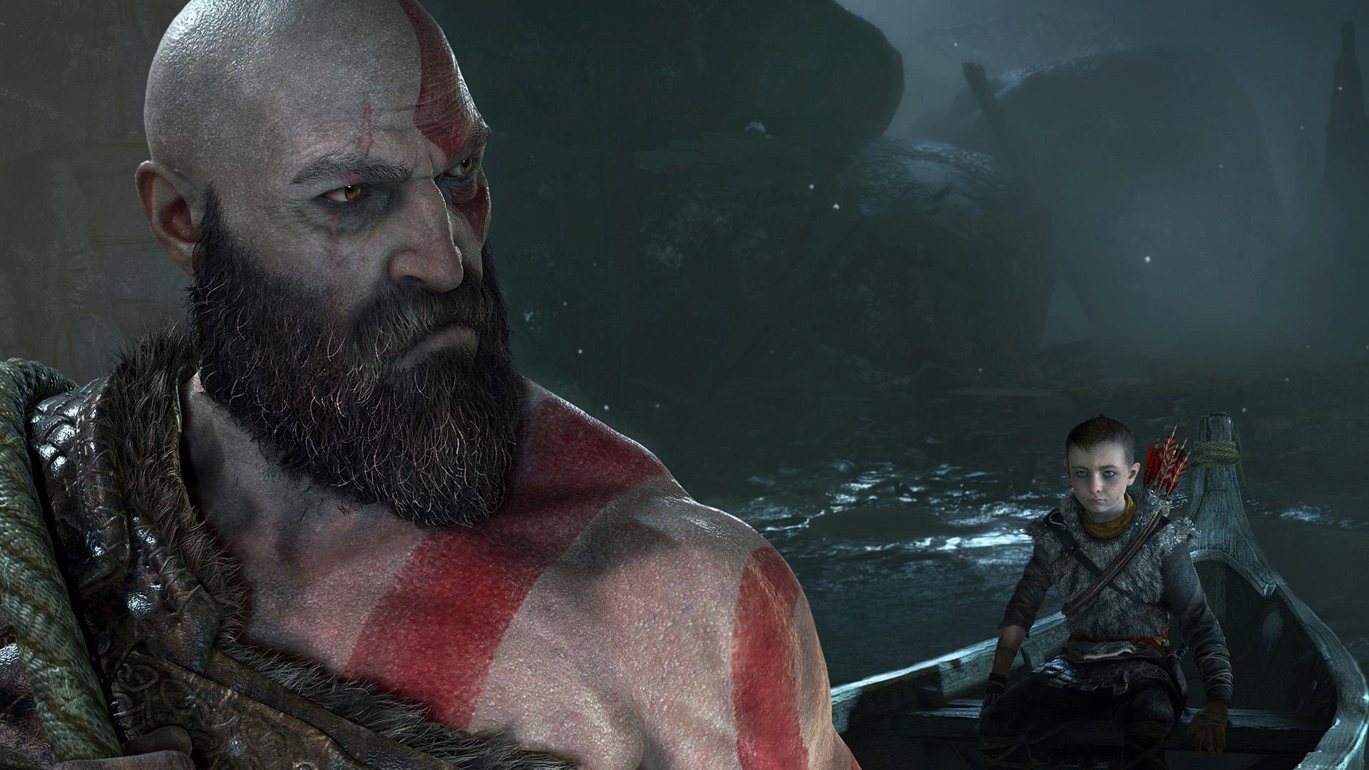 God of War: the quest to redeem Kratos