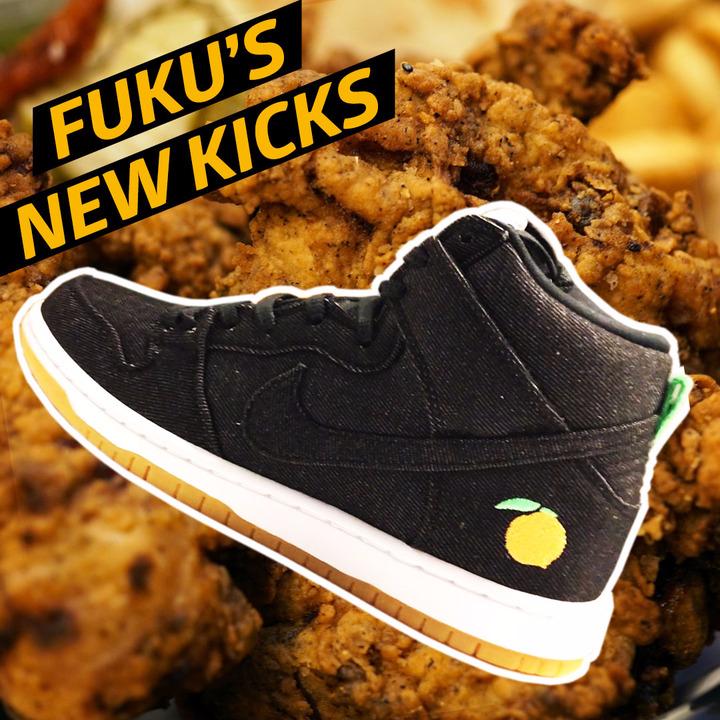 Momofuku shoes