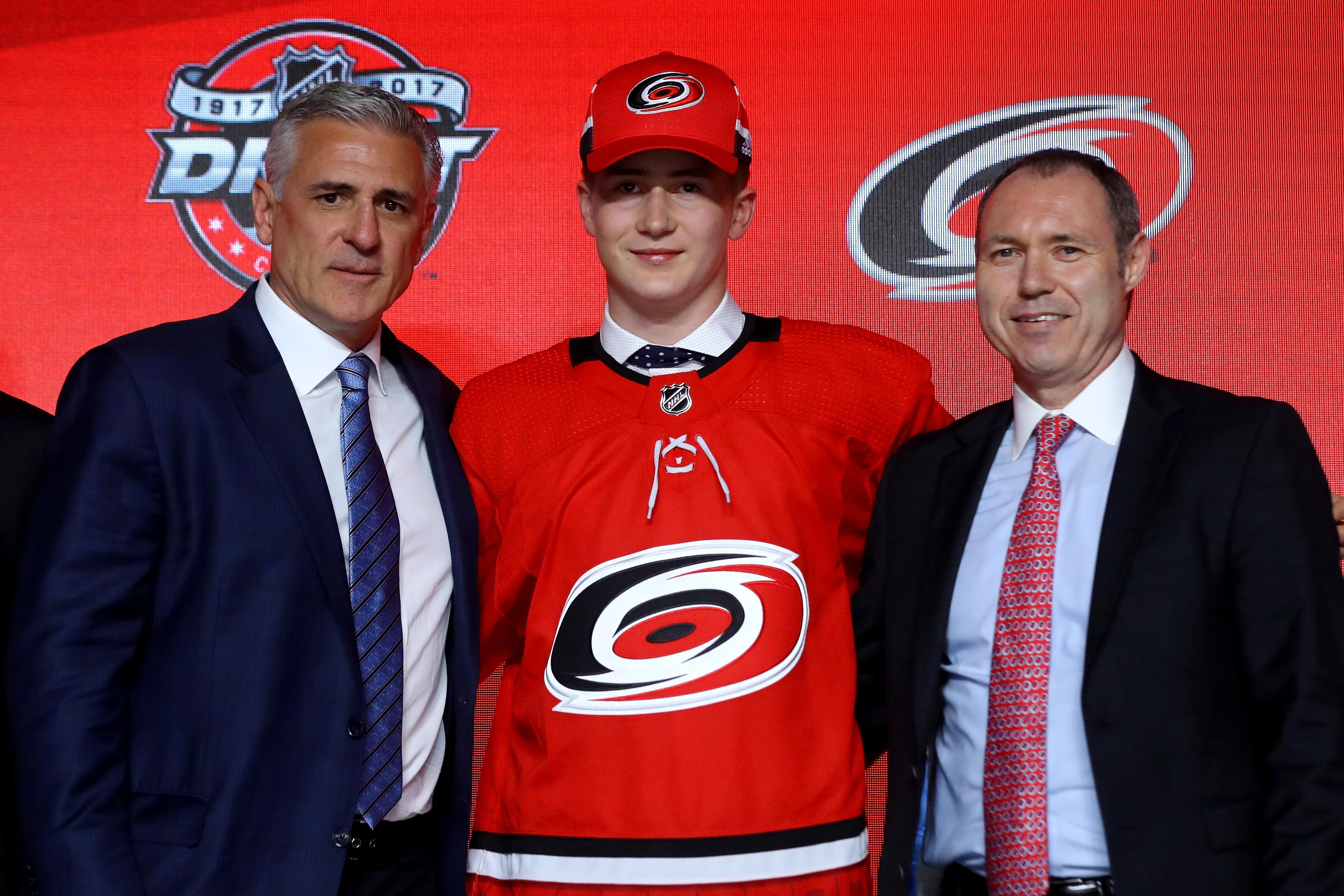 2017 NHL Draft - Round One