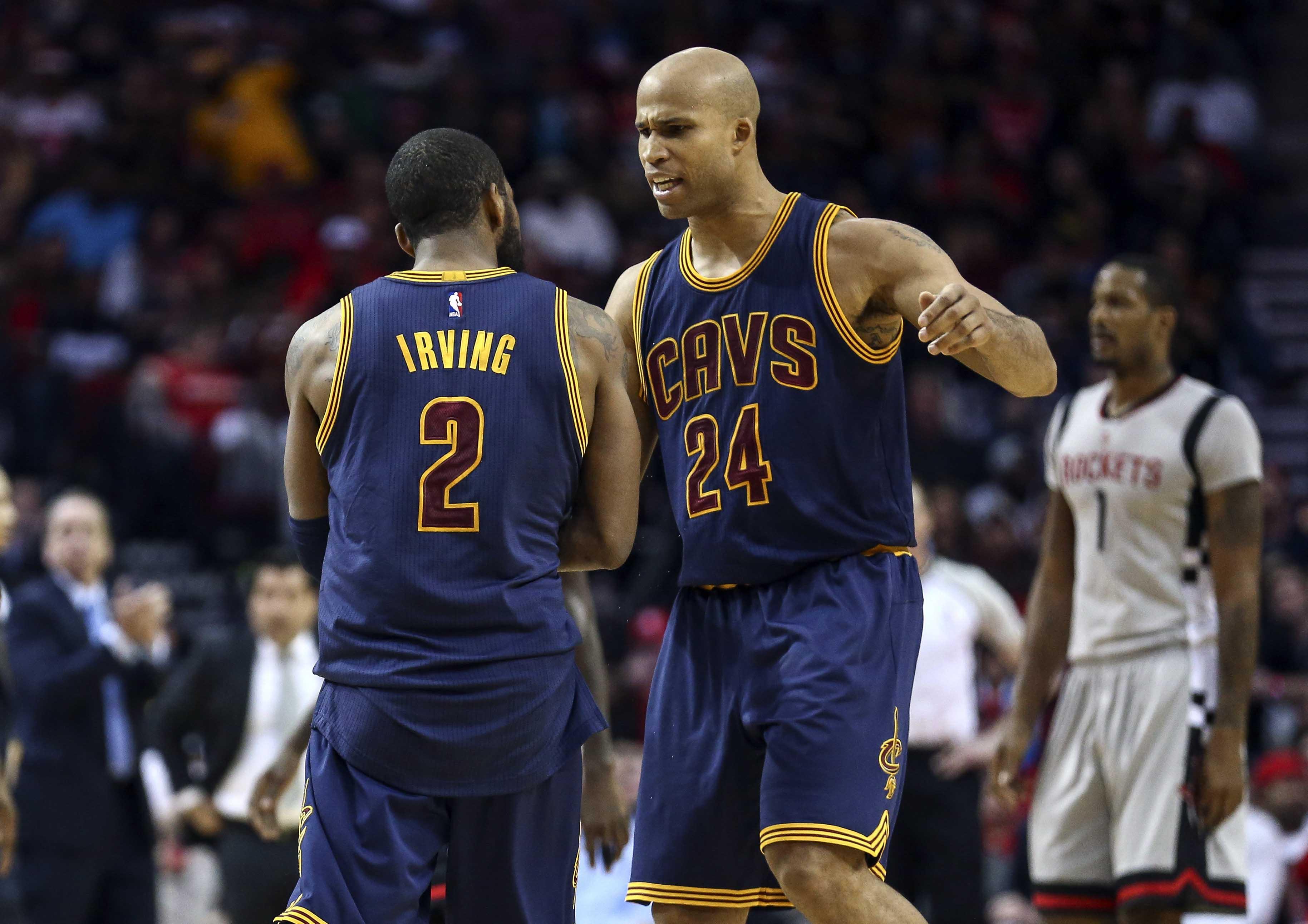 NBA: Cleveland Cavaliers at Houston Rockets