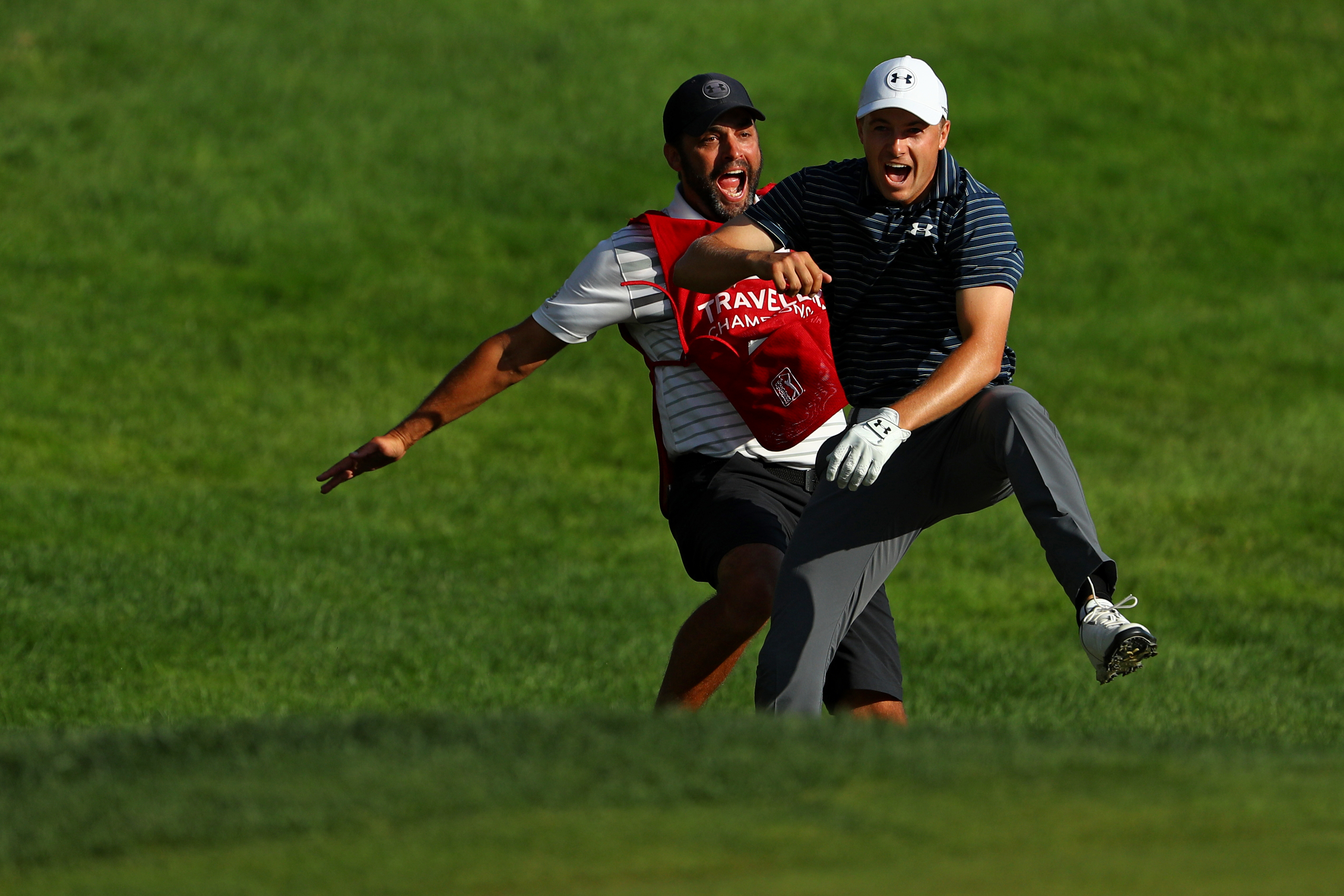 Travelers Championship 2017  Jordan Spieth is a magician and other things  we learned in Hartford - SBNation.com 2bca92c64