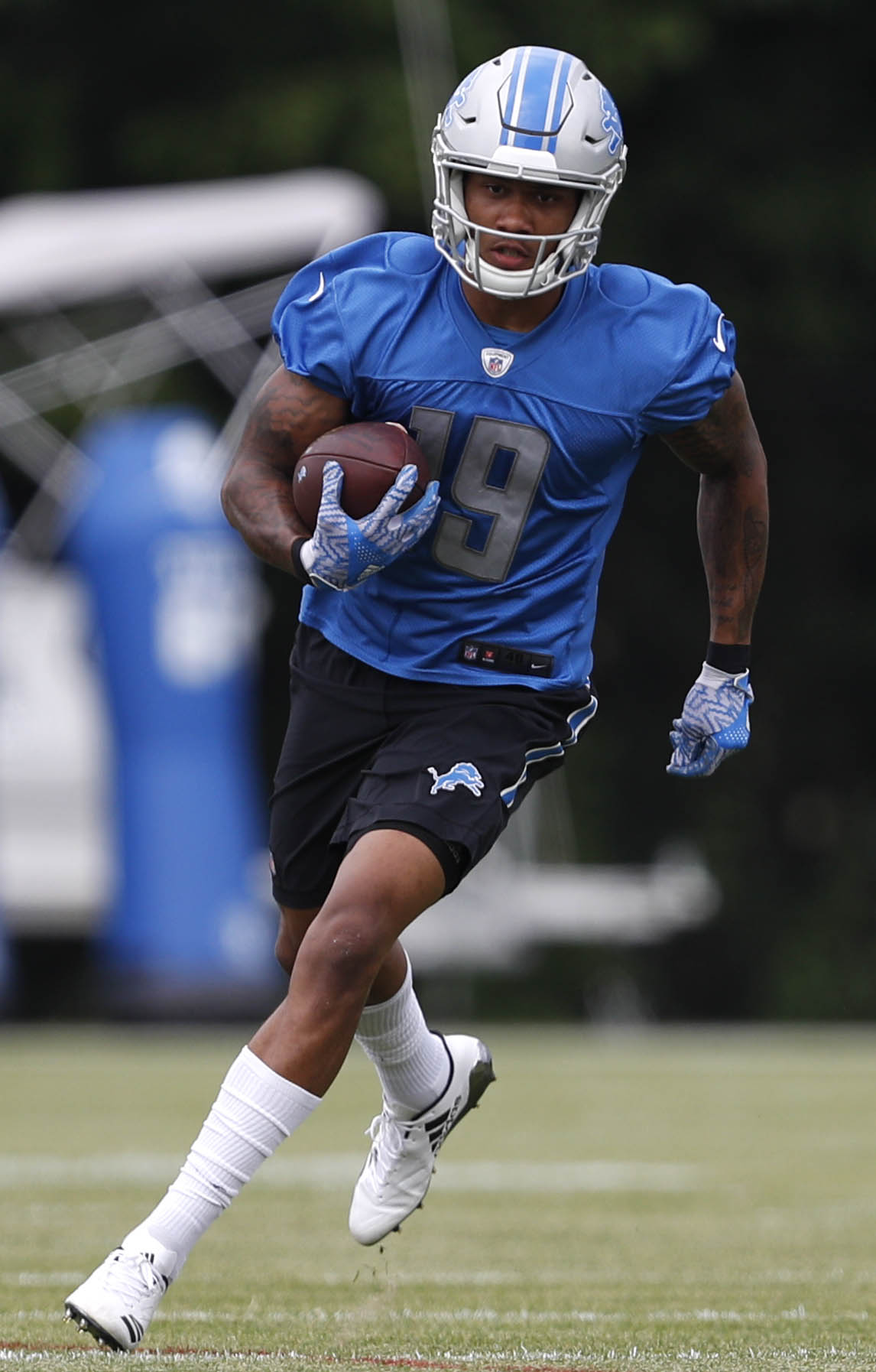 low priced 10291 4fe8f NFL Training Camp Rookie Profile: Kenny Golladay, WR ...